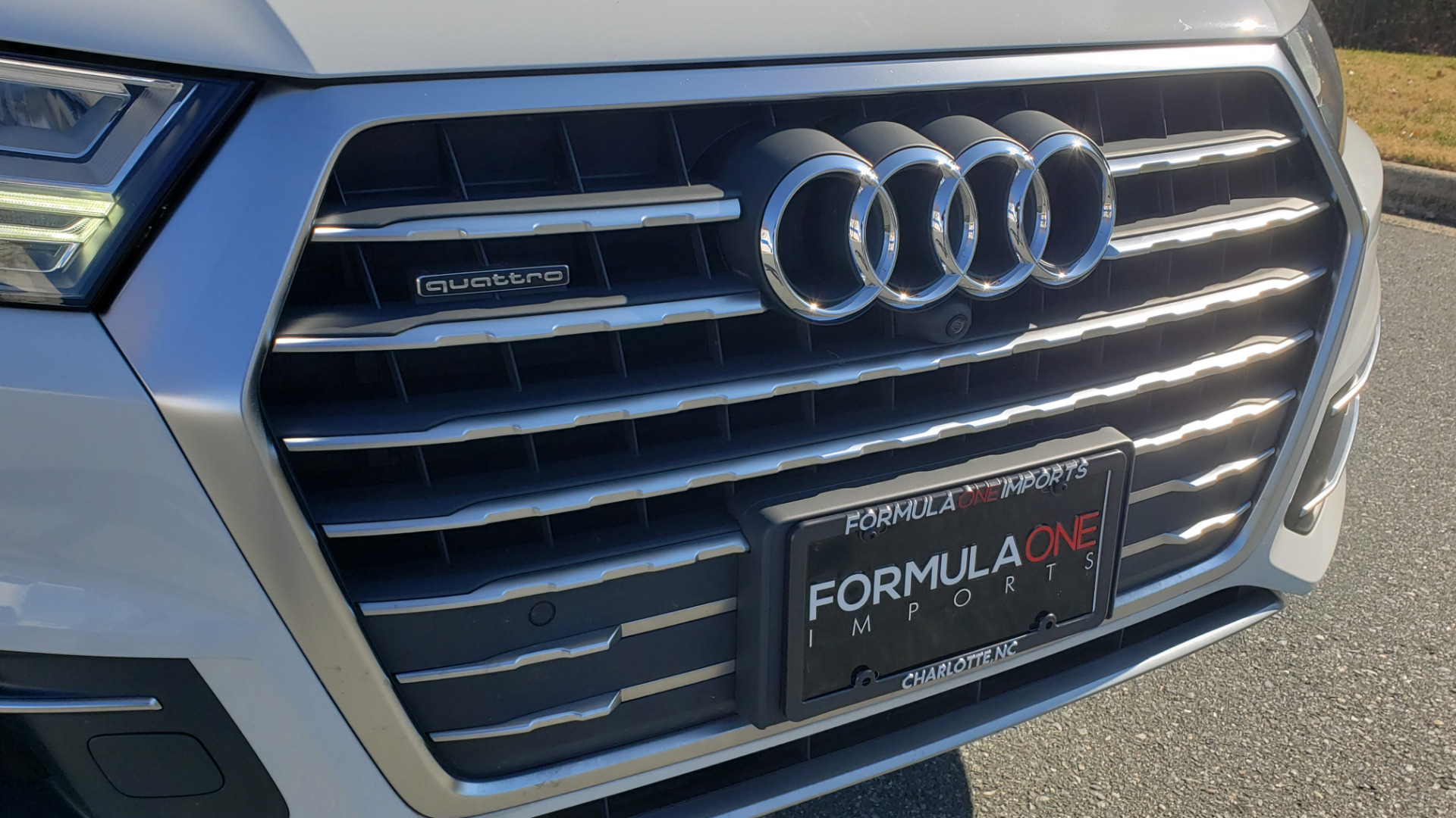 Used 2017 Audi Q7 PRESTIGE 3.0T / NAV / CLD WTHR / SUNROOF / REARVIEW for sale Sold at Formula Imports in Charlotte NC 28227 22