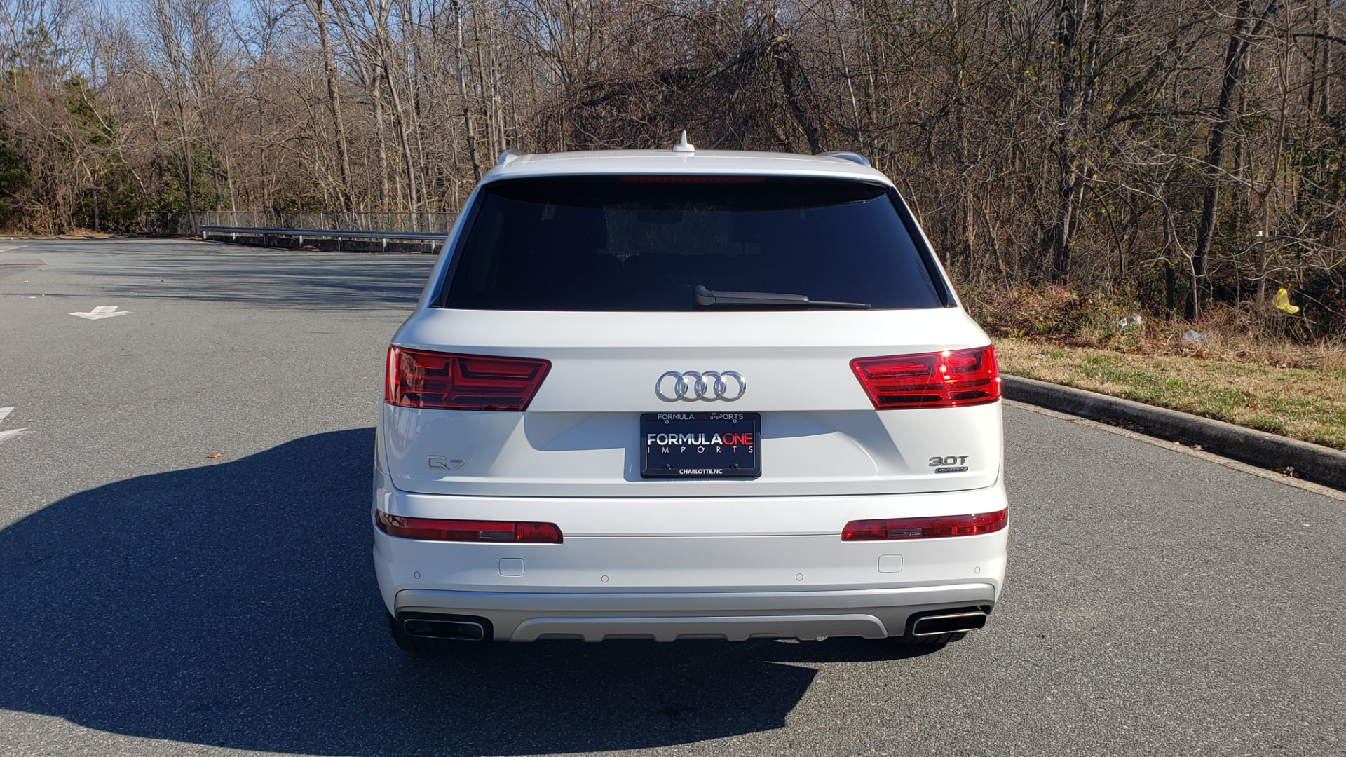 Used 2017 Audi Q7 PRESTIGE 3.0T / NAV / CLD WTHR / SUNROOF / REARVIEW for sale Sold at Formula Imports in Charlotte NC 28227 26