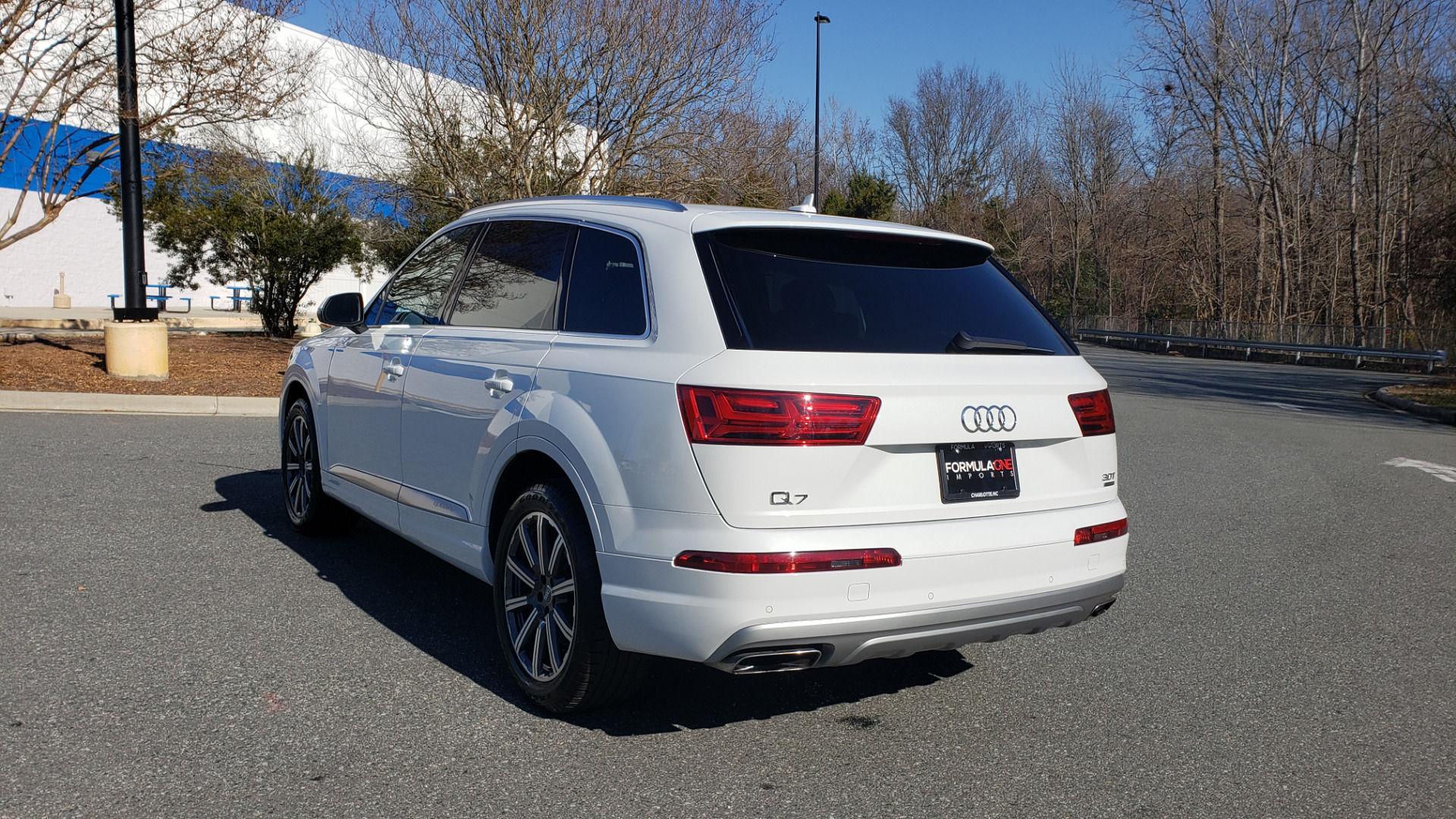 Used 2017 Audi Q7 PRESTIGE 3.0T / NAV / CLD WTHR / SUNROOF / REARVIEW for sale Sold at Formula Imports in Charlotte NC 28227 3