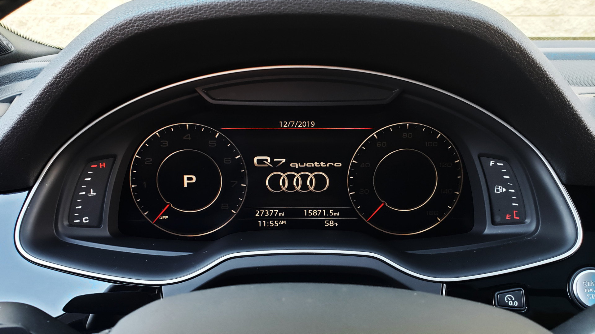 Used 2017 Audi Q7 PRESTIGE 3.0T / NAV / CLD WTHR / SUNROOF / REARVIEW for sale Sold at Formula Imports in Charlotte NC 28227 52