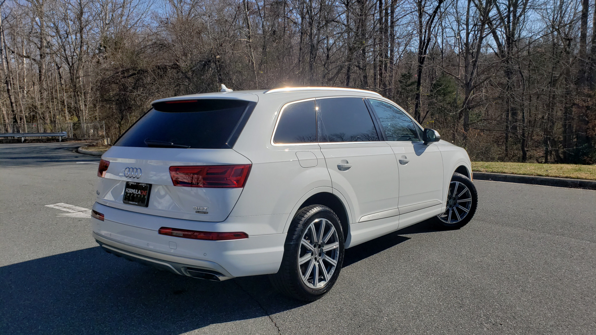 Used 2017 Audi Q7 PRESTIGE 3.0T / NAV / CLD WTHR / SUNROOF / REARVIEW for sale Sold at Formula Imports in Charlotte NC 28227 8