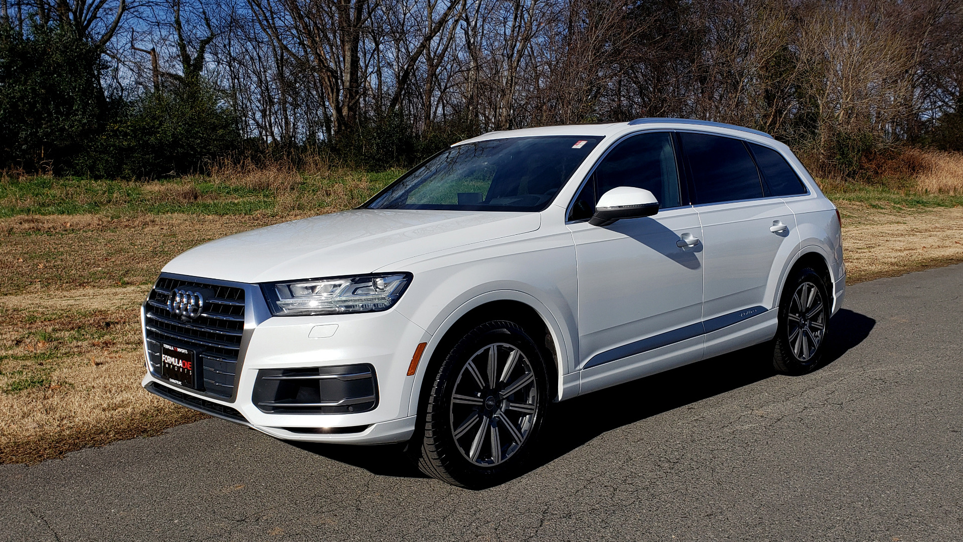 Used 2017 Audi Q7 PRESTIGE 3.0T / NAV / CLD WTHR / SUNROOF / REARVIEW for sale Sold at Formula Imports in Charlotte NC 28227 98