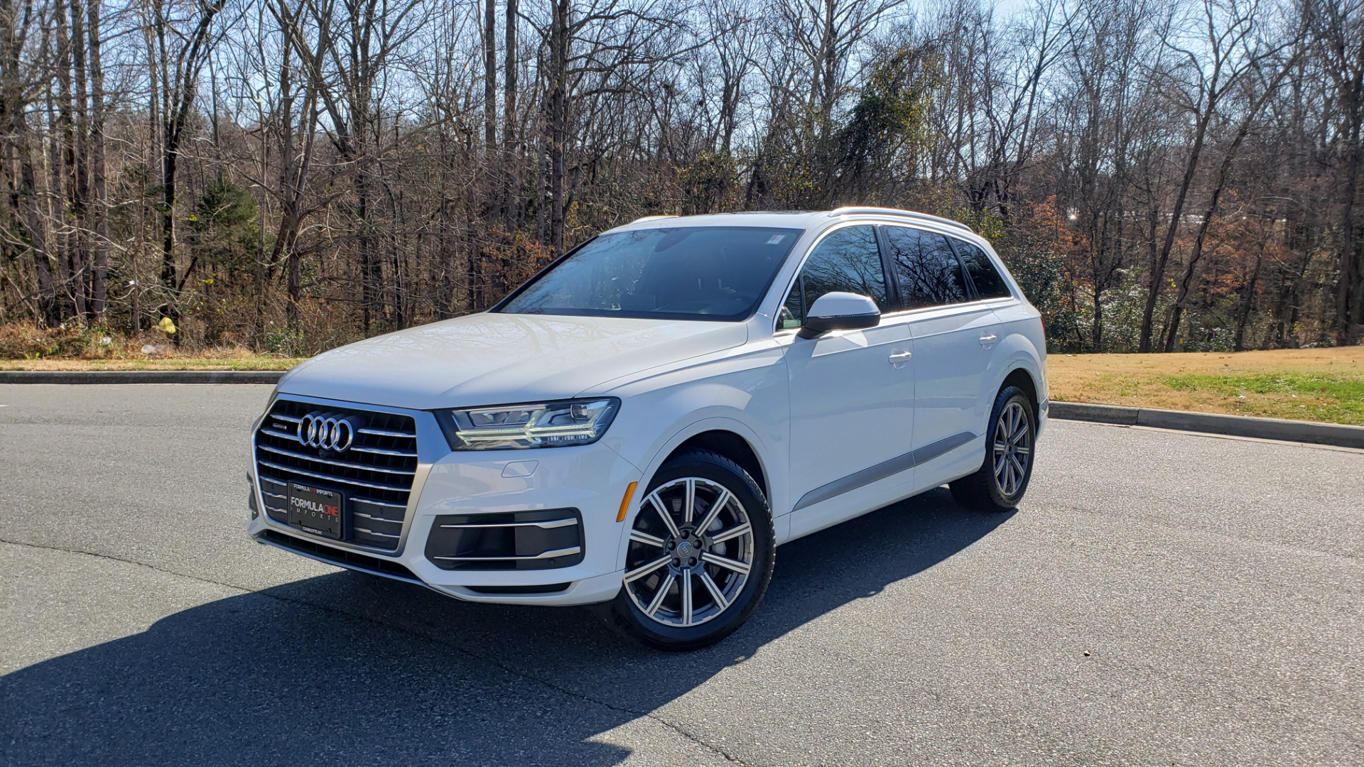 Used 2017 Audi Q7 PRESTIGE 3.0T / NAV / CLD WTHR / SUNROOF / REARVIEW for sale Sold at Formula Imports in Charlotte NC 28227 1