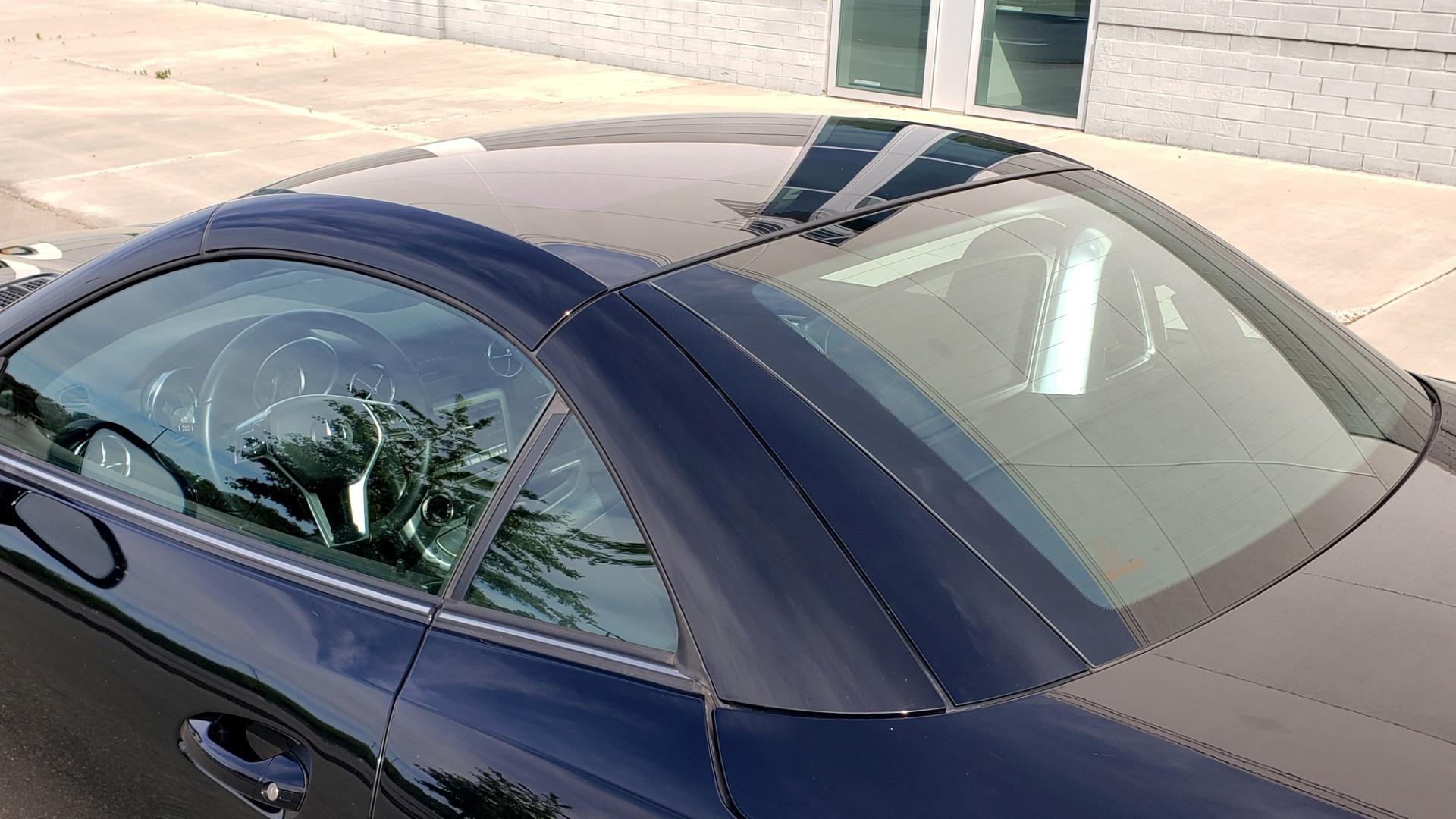Used 2012 Mercedes-Benz SLK-CLASS SLK 250 ROADSTER / PREM 1 PKG / COMAND LAUNCH PKG / 7-SPD AUTO for sale $24,995 at Formula Imports in Charlotte NC 28227 12