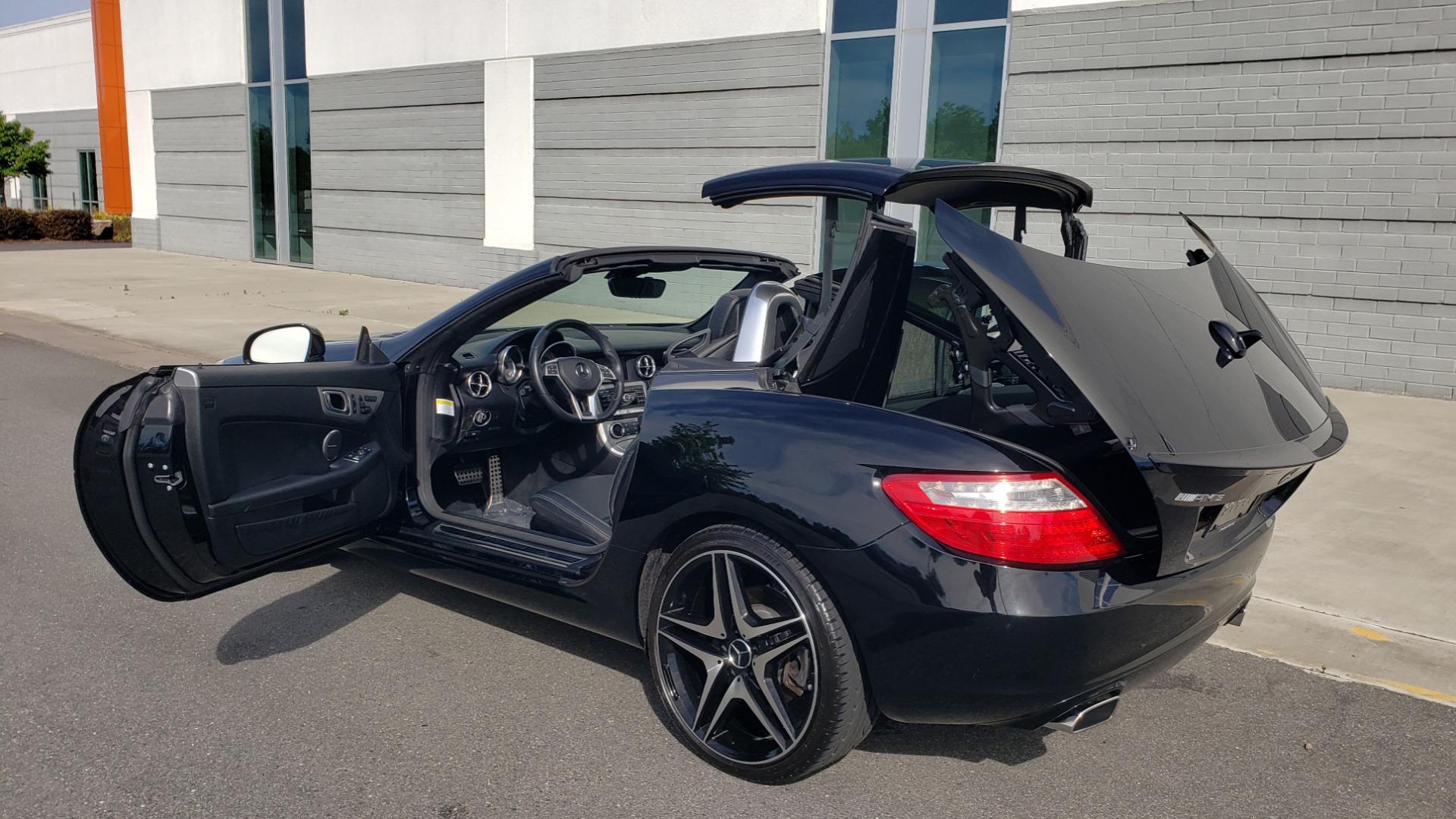 Used 2012 Mercedes-Benz SLK-CLASS SLK 250 ROADSTER / PREM 1 PKG / COMAND LAUNCH PKG / 7-SPD AUTO for sale $24,995 at Formula Imports in Charlotte NC 28227 15