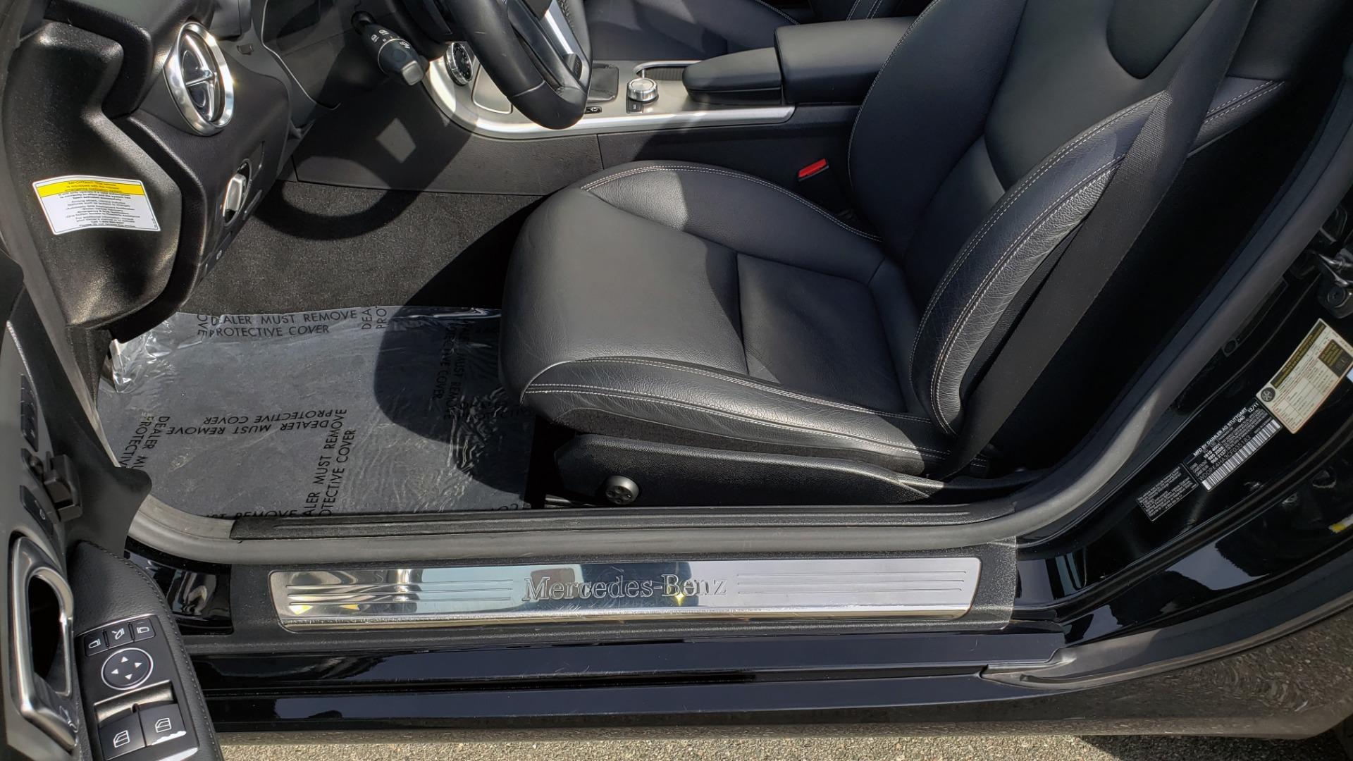 Used 2012 Mercedes-Benz SLK-CLASS SLK 250 ROADSTER / PREM 1 PKG / COMAND LAUNCH PKG / 7-SPD AUTO for sale $24,995 at Formula Imports in Charlotte NC 28227 22