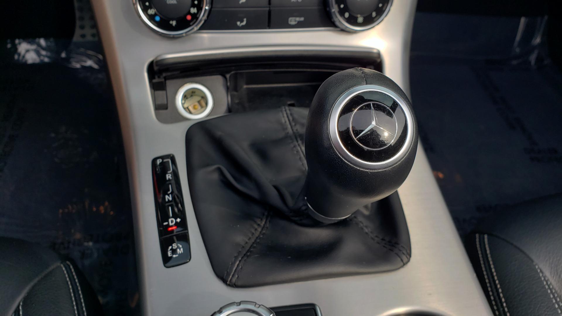 Used 2012 Mercedes-Benz SLK-CLASS SLK 250 ROADSTER / PREM 1 PKG / COMAND LAUNCH PKG / 7-SPD AUTO for sale $24,995 at Formula Imports in Charlotte NC 28227 30