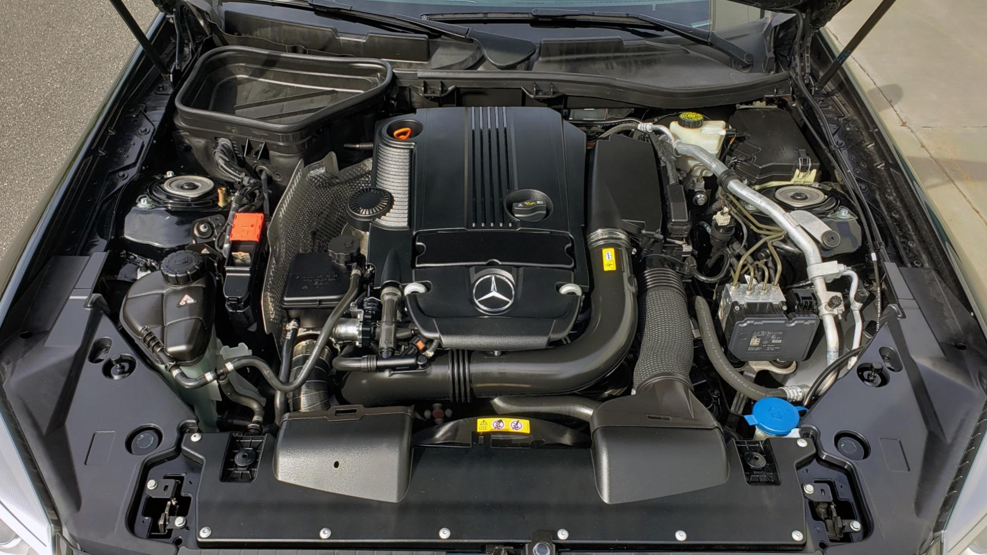 Used 2012 Mercedes-Benz SLK-CLASS SLK 250 ROADSTER / PREM 1 PKG / COMAND LAUNCH PKG / 7-SPD AUTO for sale $24,995 at Formula Imports in Charlotte NC 28227 34