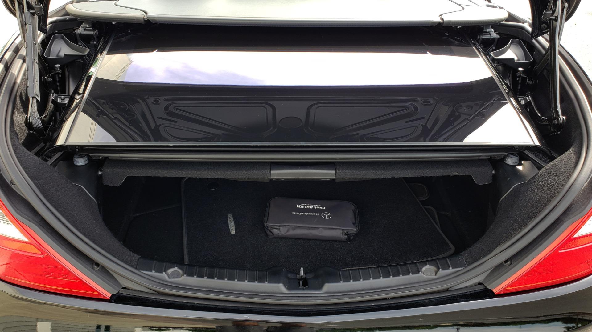 Used 2012 Mercedes-Benz SLK-CLASS SLK 250 ROADSTER / PREM 1 PKG / COMAND LAUNCH PKG / 7-SPD AUTO for sale $24,995 at Formula Imports in Charlotte NC 28227 36