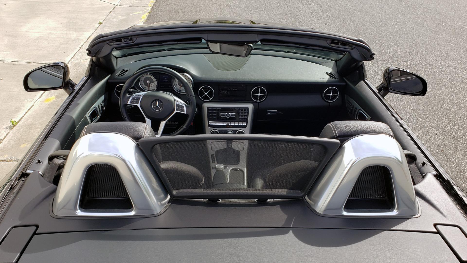 Used 2012 Mercedes-Benz SLK-CLASS SLK 250 ROADSTER / PREM 1 PKG / COMAND LAUNCH PKG / 7-SPD AUTO for sale $24,995 at Formula Imports in Charlotte NC 28227 40