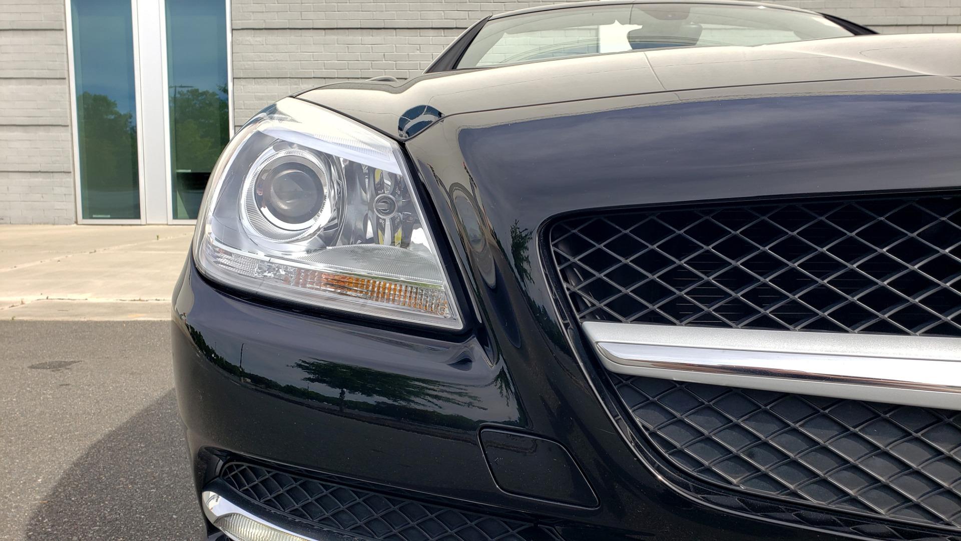 Used 2012 Mercedes-Benz SLK-CLASS SLK 250 ROADSTER / PREM 1 PKG / COMAND LAUNCH PKG / 7-SPD AUTO for sale $24,995 at Formula Imports in Charlotte NC 28227 43