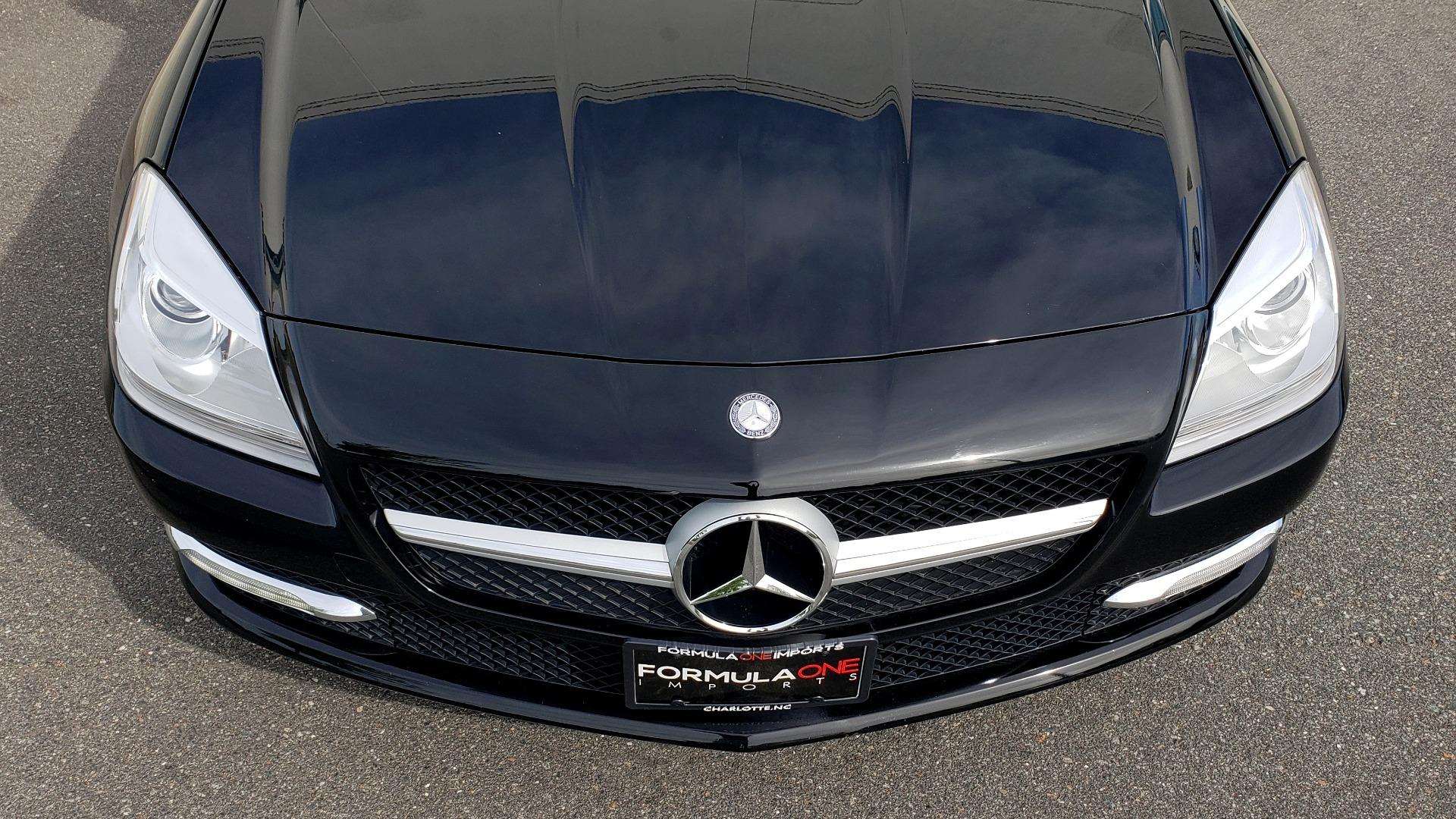 Used 2012 Mercedes-Benz SLK-CLASS SLK 250 ROADSTER / PREM 1 PKG / COMAND LAUNCH PKG / 7-SPD AUTO for sale $24,995 at Formula Imports in Charlotte NC 28227 45