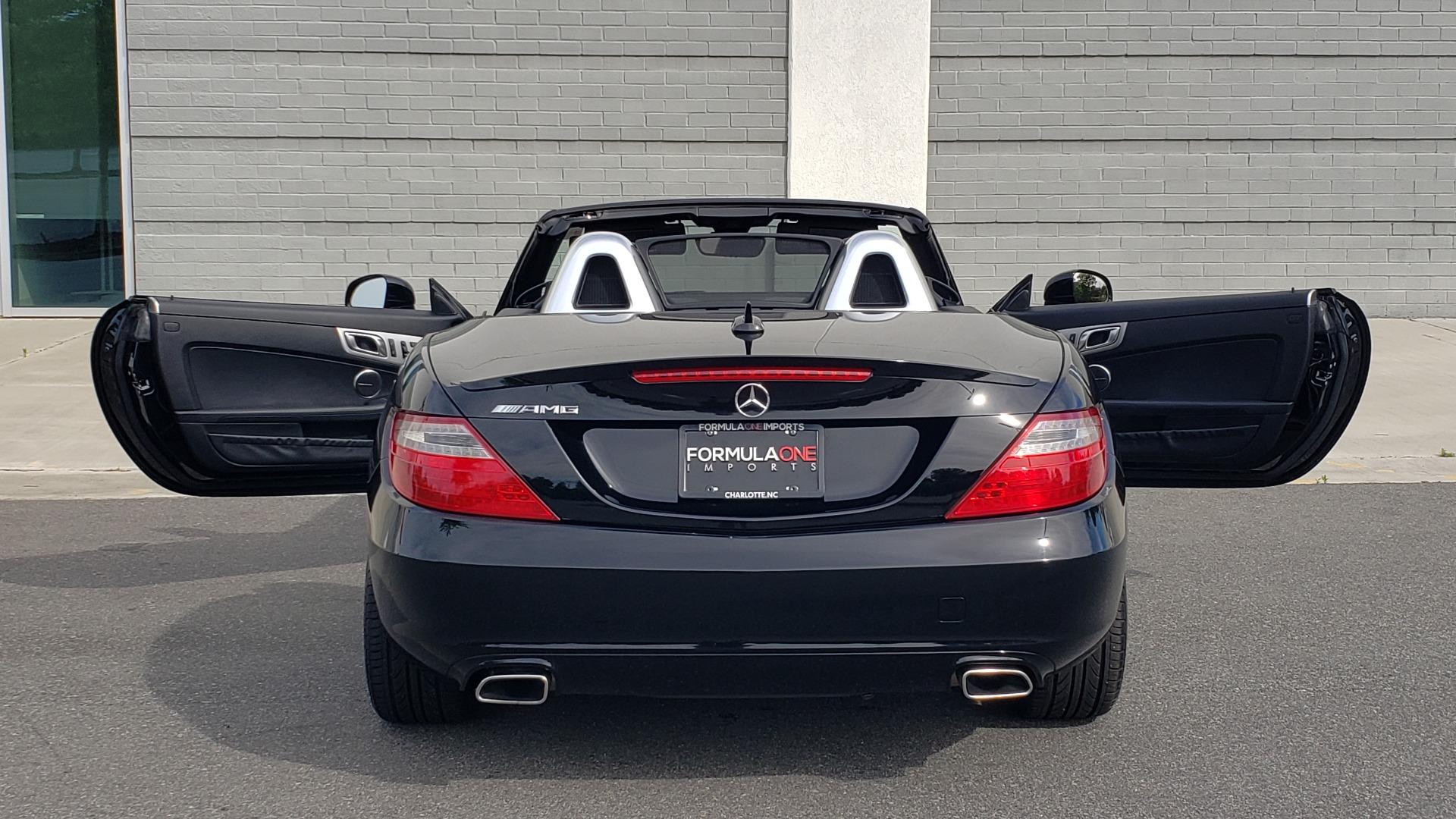Used 2012 Mercedes-Benz SLK-CLASS SLK 250 ROADSTER / PREM 1 PKG / COMAND LAUNCH PKG / 7-SPD AUTO for sale $24,995 at Formula Imports in Charlotte NC 28227 49