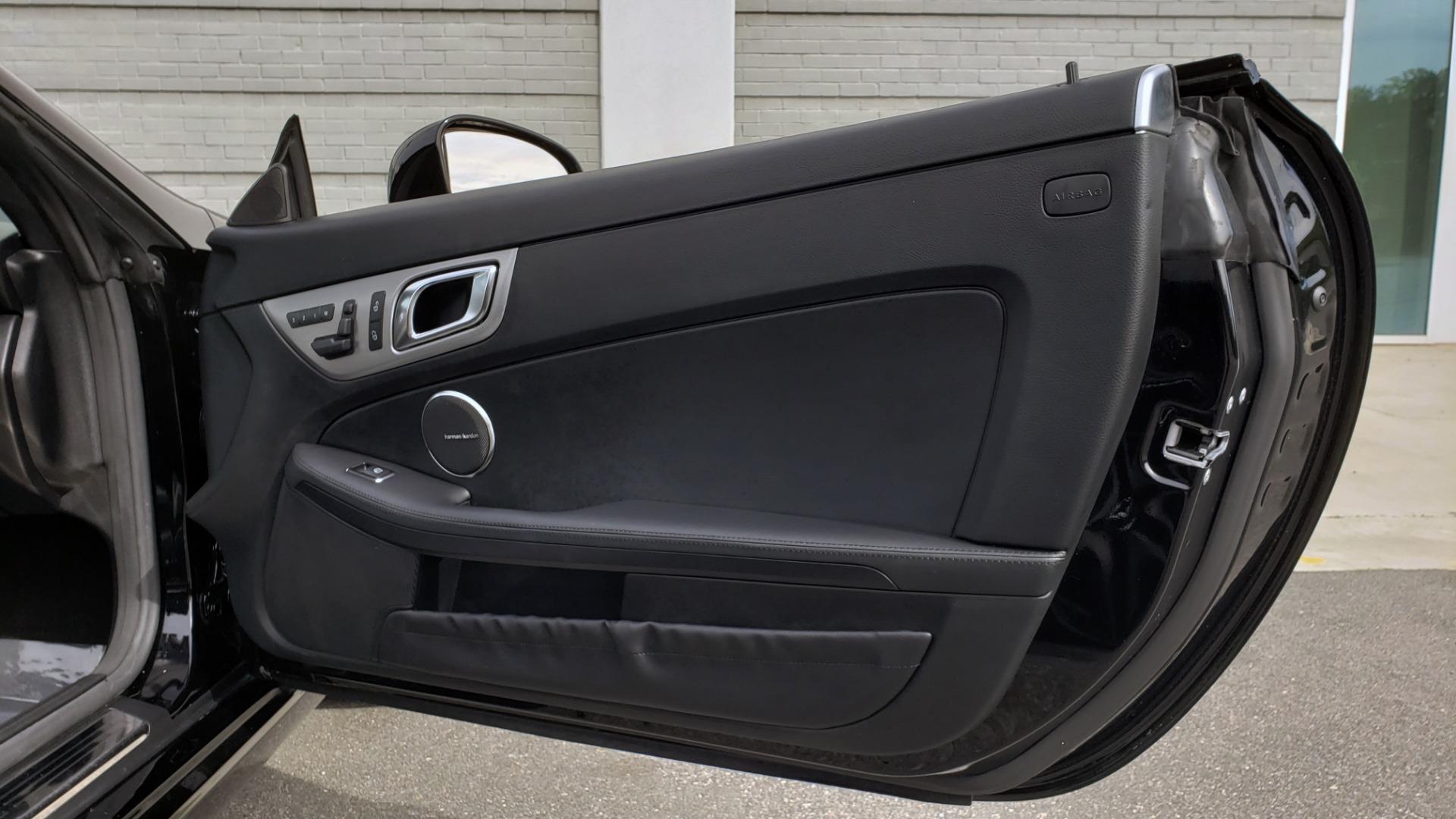 Used 2012 Mercedes-Benz SLK-CLASS SLK 250 ROADSTER / PREM 1 PKG / COMAND LAUNCH PKG / 7-SPD AUTO for sale $24,995 at Formula Imports in Charlotte NC 28227 52