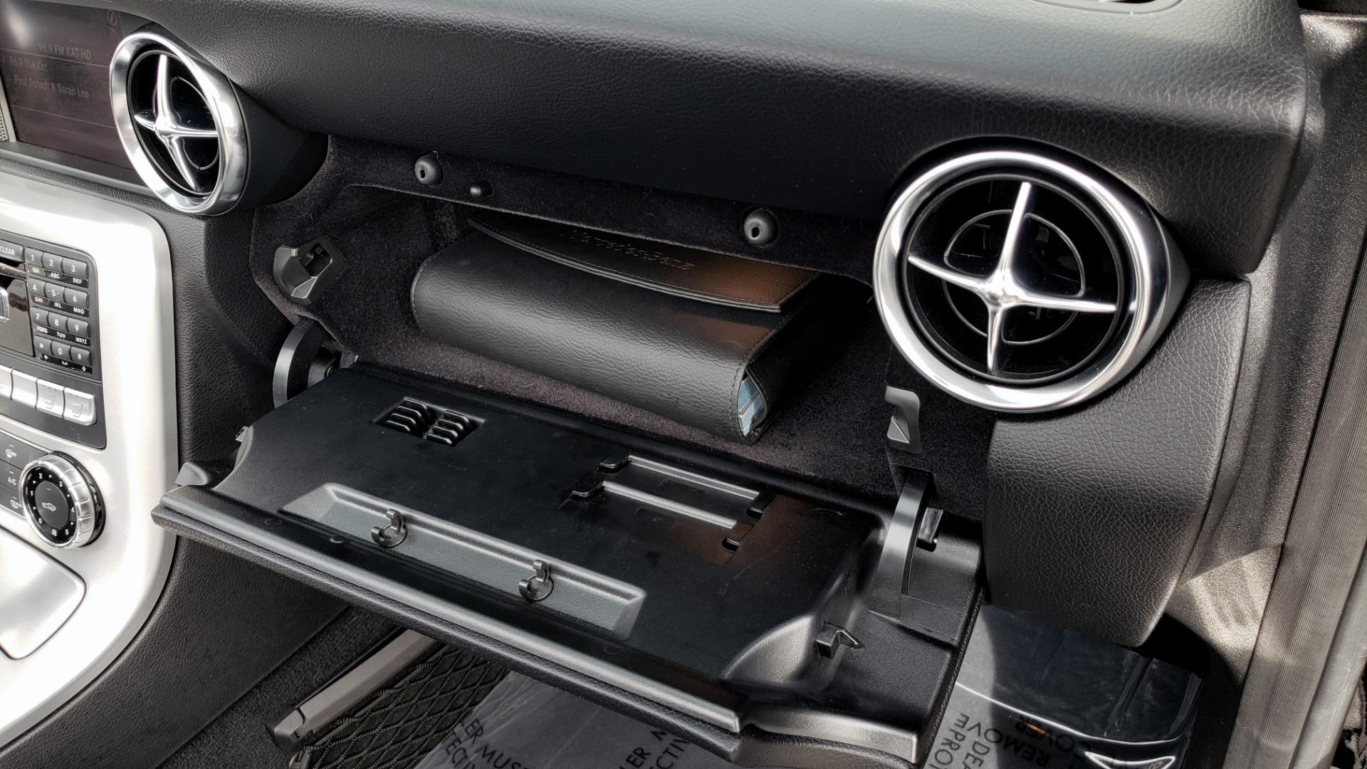Used 2012 Mercedes-Benz SLK-CLASS SLK 250 ROADSTER / PREM 1 PKG / COMAND LAUNCH PKG / 7-SPD AUTO for sale $24,995 at Formula Imports in Charlotte NC 28227 54