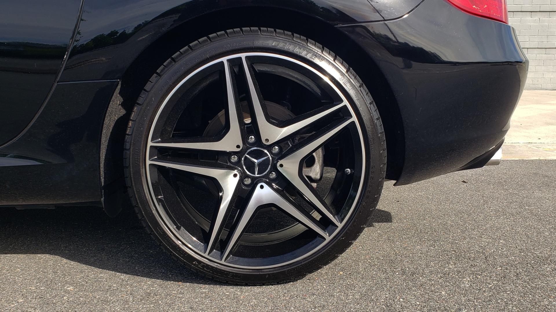 Used 2012 Mercedes-Benz SLK-CLASS SLK 250 ROADSTER / PREM 1 PKG / COMAND LAUNCH PKG / 7-SPD AUTO for sale $24,995 at Formula Imports in Charlotte NC 28227 61