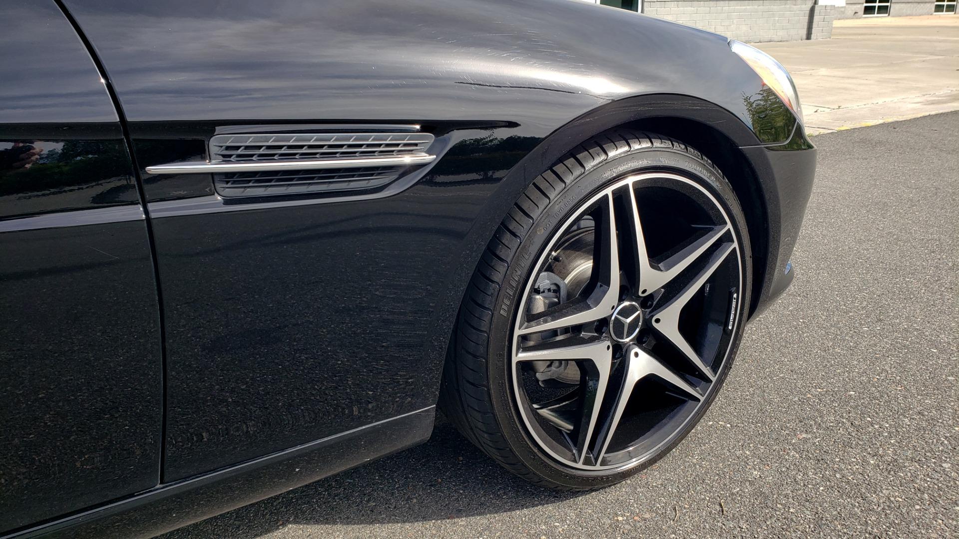 Used 2012 Mercedes-Benz SLK-CLASS SLK 250 ROADSTER / PREM 1 PKG / COMAND LAUNCH PKG / 7-SPD AUTO for sale $24,995 at Formula Imports in Charlotte NC 28227 63