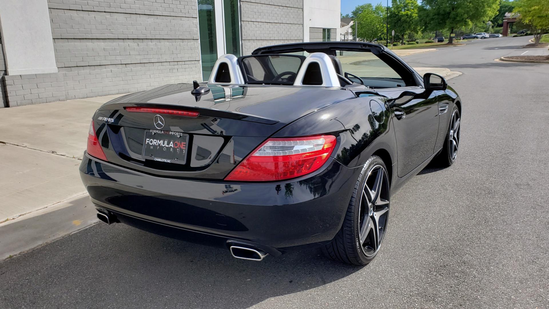 Used 2012 Mercedes-Benz SLK-CLASS SLK 250 ROADSTER / PREM 1 PKG / COMAND LAUNCH PKG / 7-SPD AUTO for sale $24,995 at Formula Imports in Charlotte NC 28227 9
