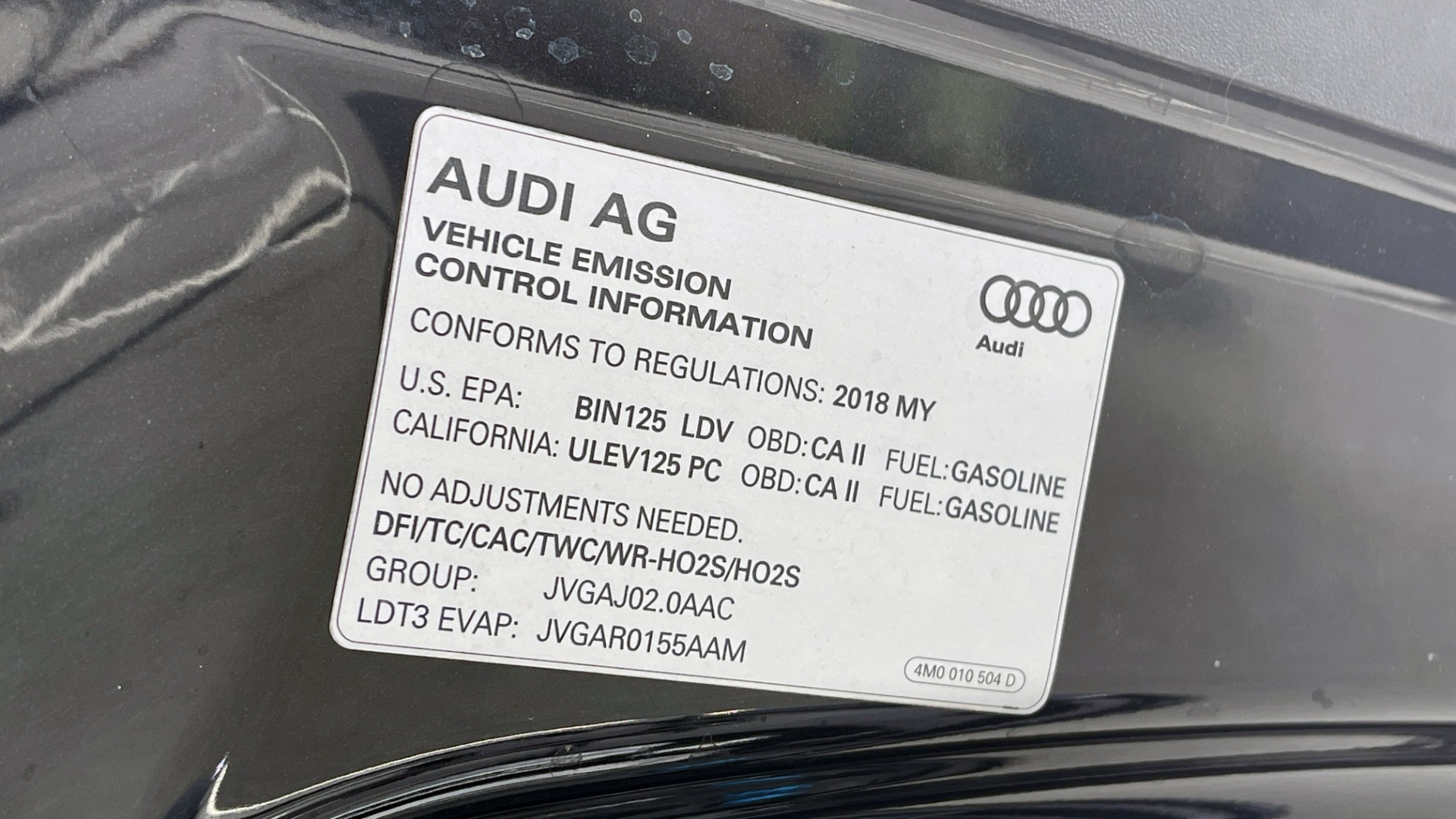 Used 2018 Audi Q7 PREMIUM PLUS / NAV / PANO-ROOF / BOSE / 3-ROW / REARVIEW for sale $43,461 at Formula Imports in Charlotte NC 28227 10