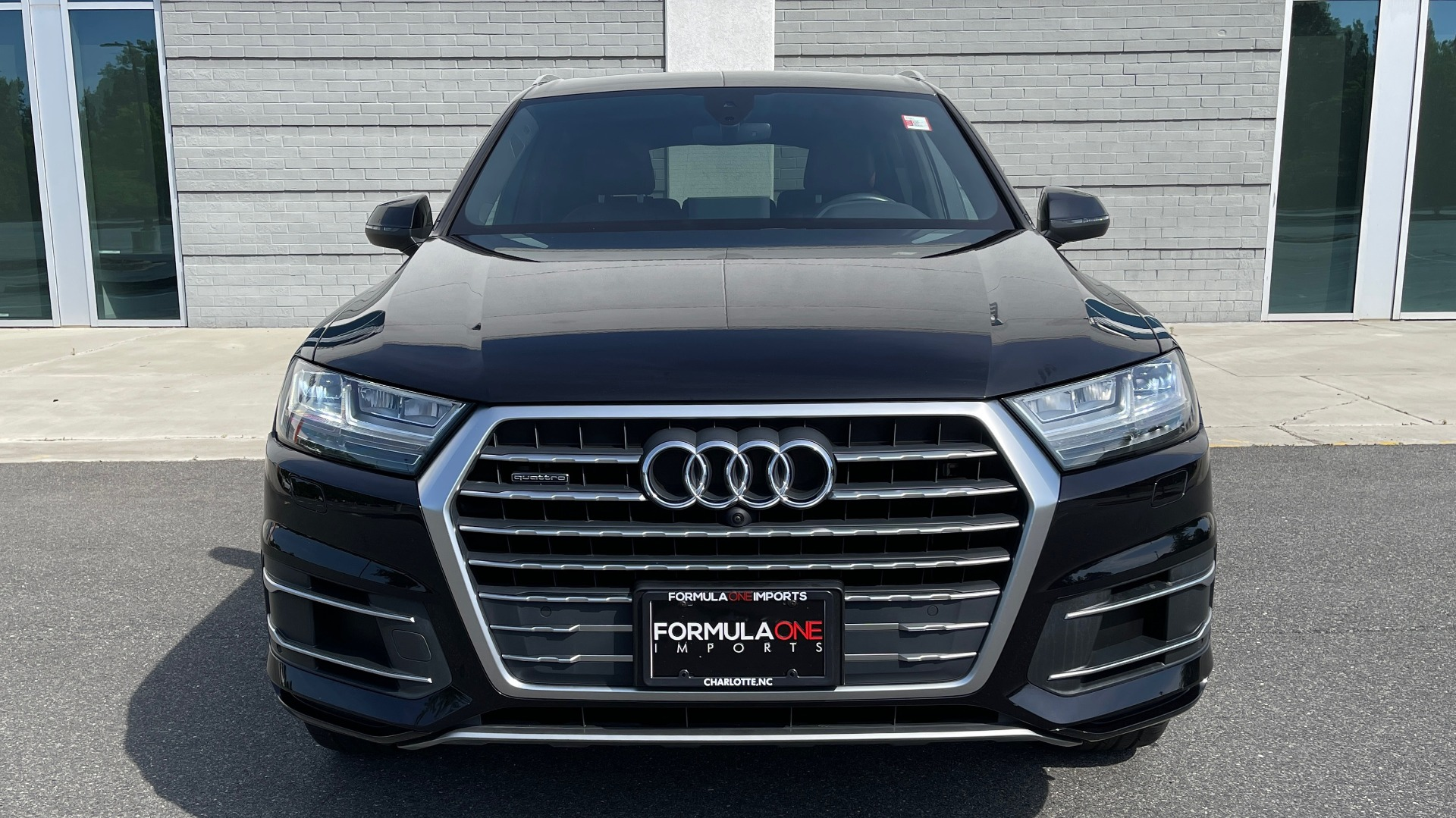 Used 2018 Audi Q7 PREMIUM PLUS / NAV / PANO-ROOF / BOSE / 3-ROW / REARVIEW for sale $43,461 at Formula Imports in Charlotte NC 28227 12