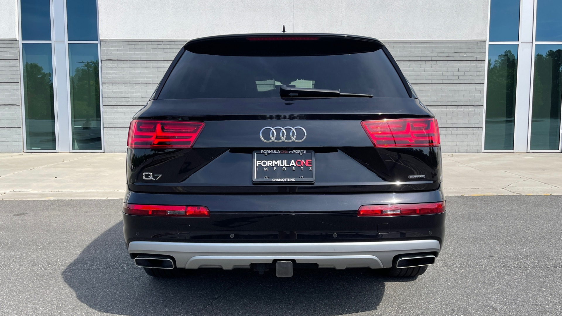 Used 2018 Audi Q7 PREMIUM PLUS / NAV / PANO-ROOF / BOSE / 3-ROW / REARVIEW for sale $43,461 at Formula Imports in Charlotte NC 28227 20