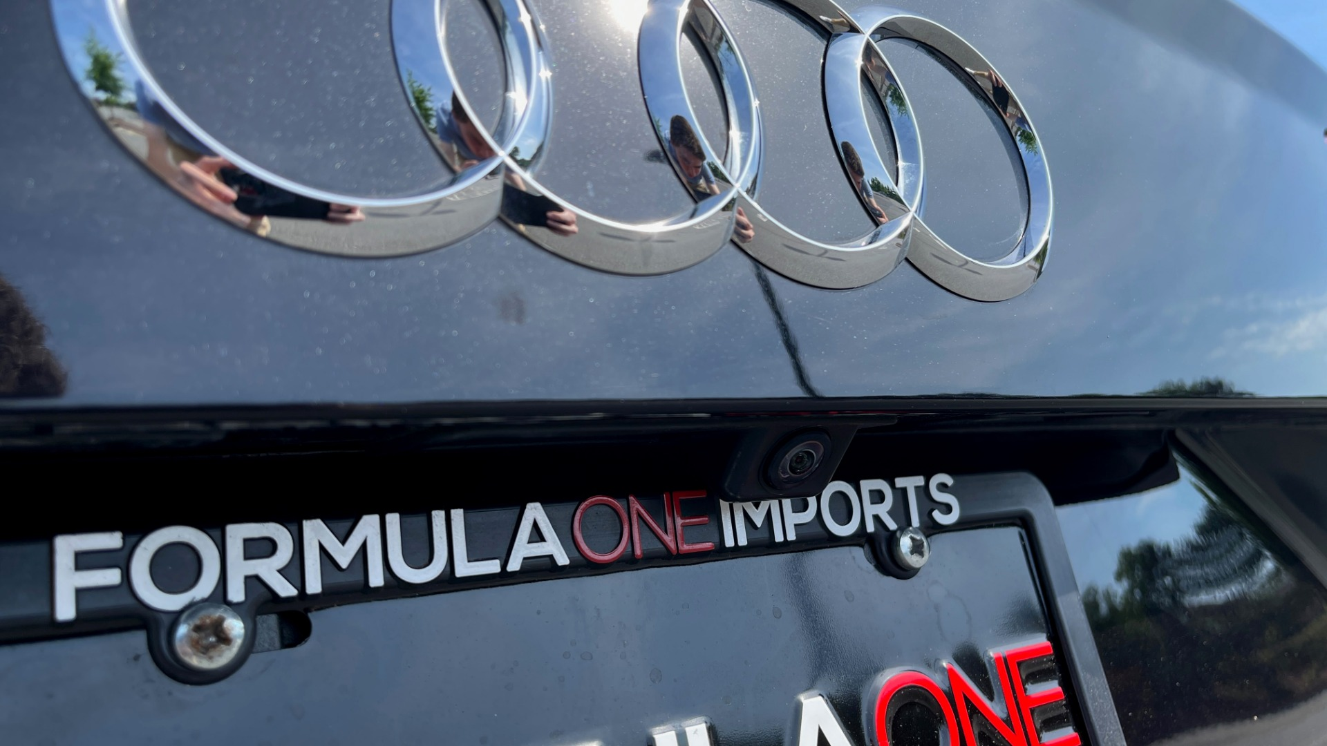 Used 2018 Audi Q7 PREMIUM PLUS / NAV / PANO-ROOF / BOSE / 3-ROW / REARVIEW for sale $43,461 at Formula Imports in Charlotte NC 28227 23