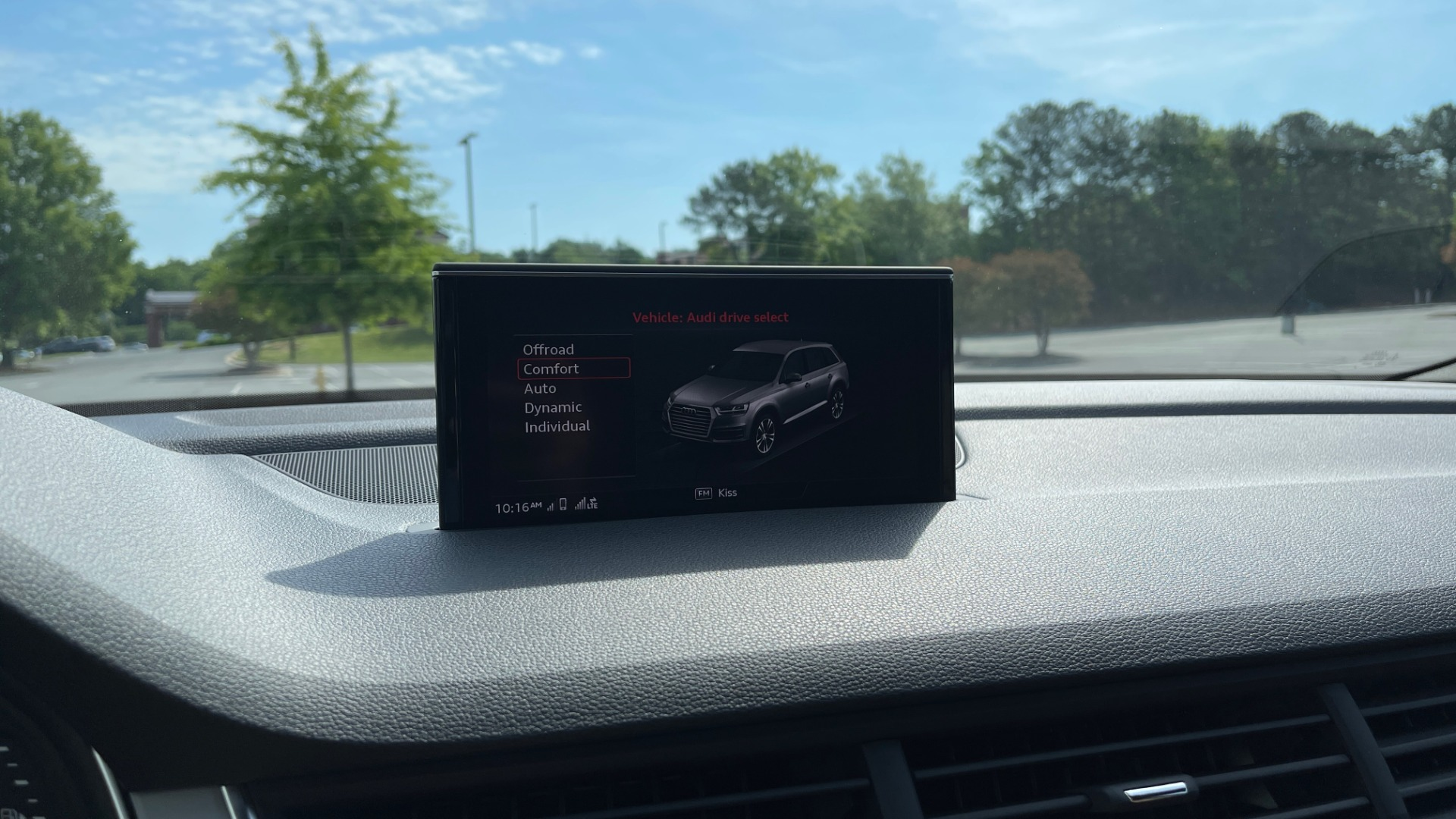 Used 2018 Audi Q7 PREMIUM PLUS / NAV / PANO-ROOF / BOSE / 3-ROW / REARVIEW for sale $43,461 at Formula Imports in Charlotte NC 28227 38