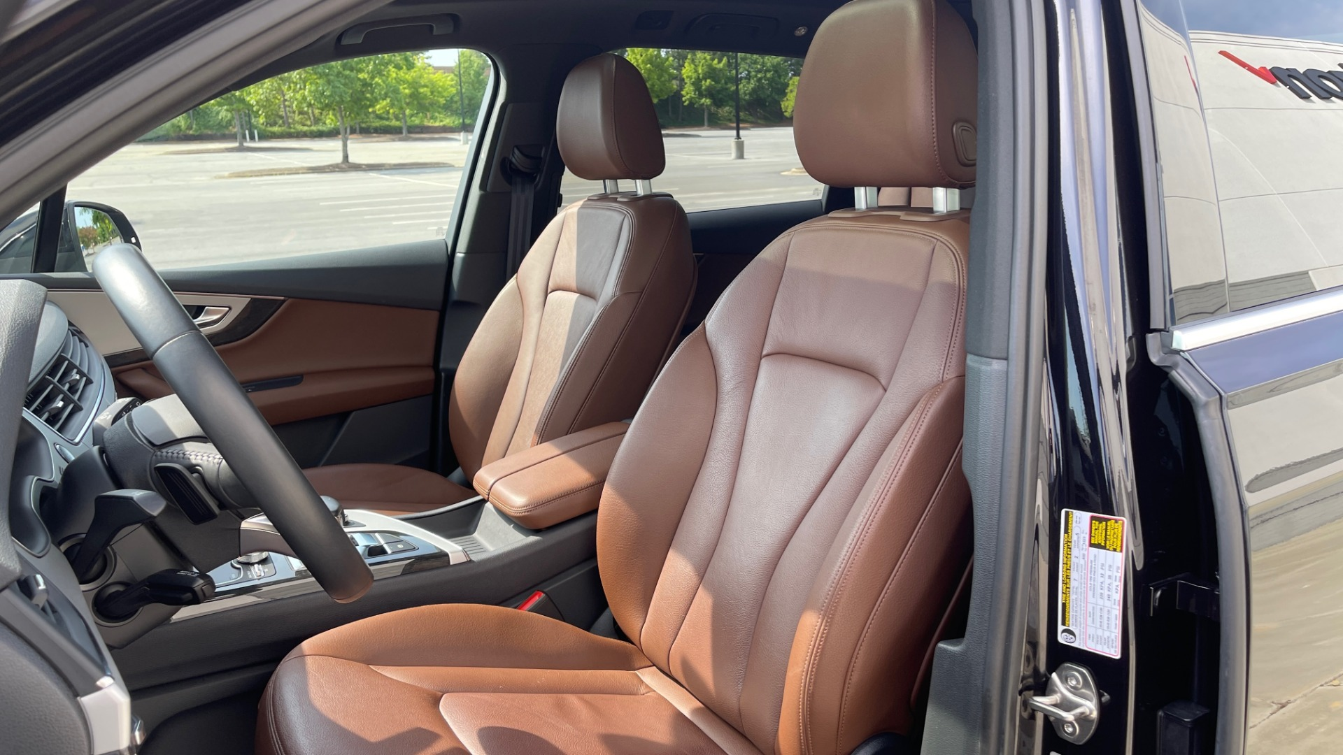 Used 2018 Audi Q7 PREMIUM PLUS / NAV / PANO-ROOF / BOSE / 3-ROW / REARVIEW for sale $43,461 at Formula Imports in Charlotte NC 28227 63