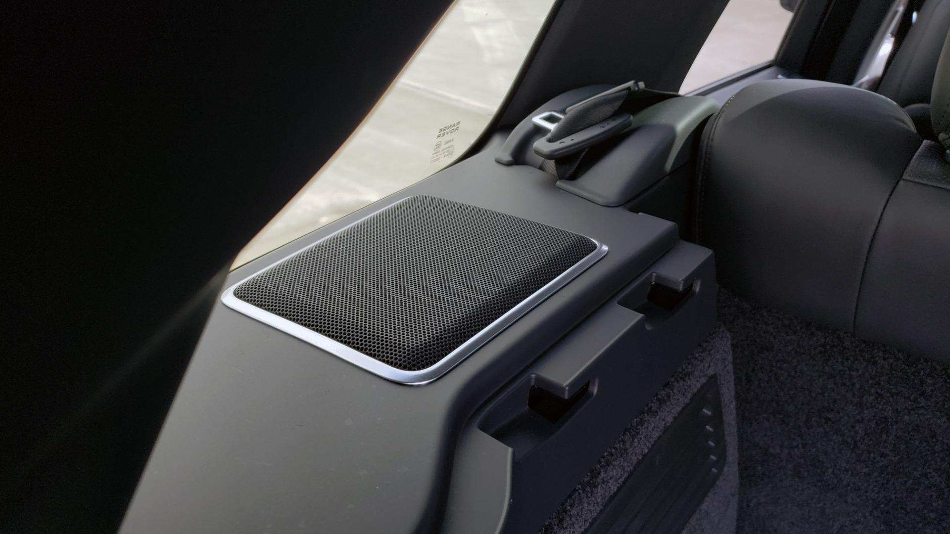 Used 2017 Land Rover RANGE ROVER SC V8 / VISION ASST / DRIVE PKG / MERIDIAN SOUND / PANO-ROOF / NAV / BSM for sale $75,995 at Formula Imports in Charlotte NC 28227 22