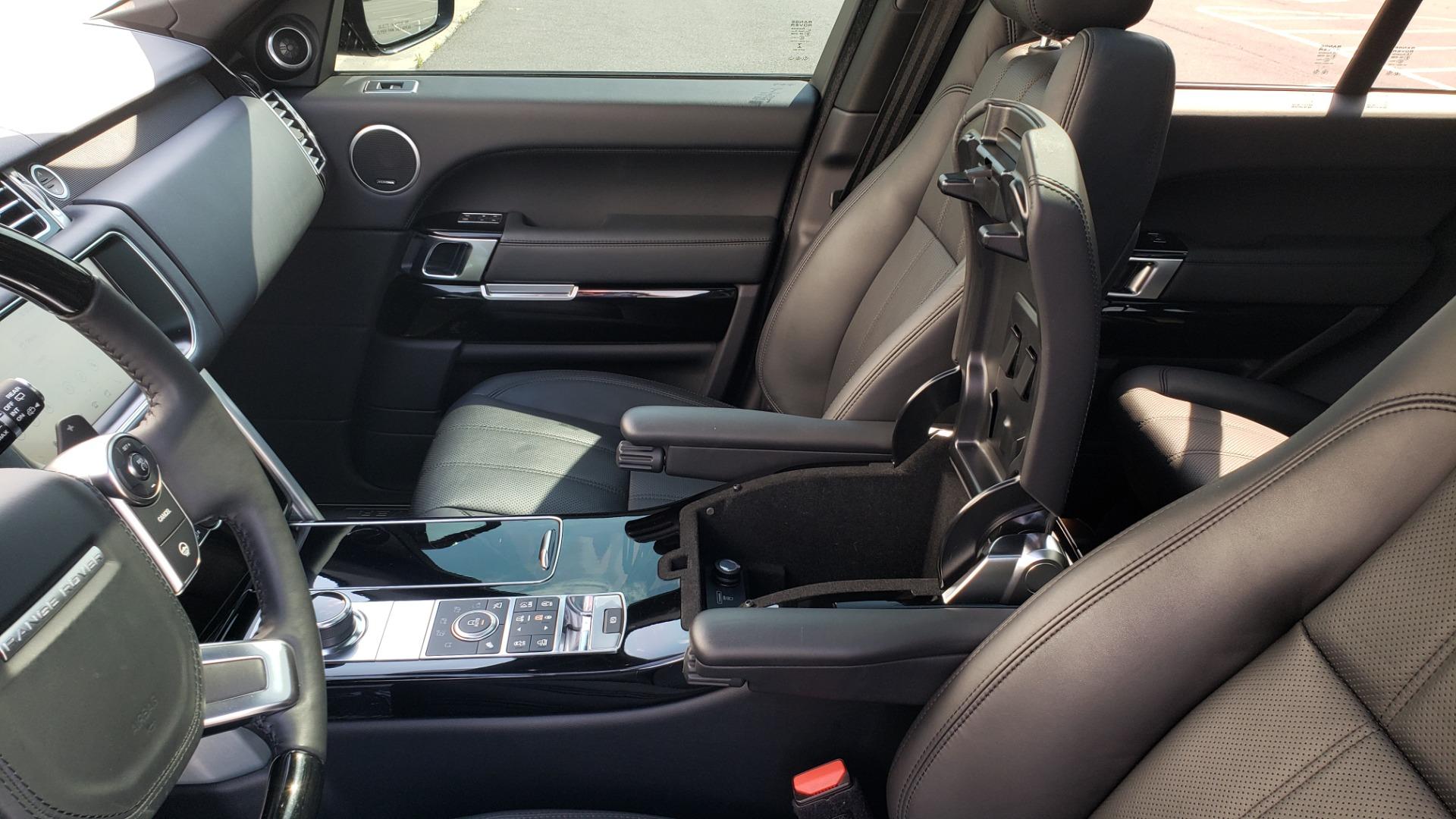 Used 2017 Land Rover RANGE ROVER SC V8 / VISION ASST / DRIVE PKG / MERIDIAN SOUND / PANO-ROOF / NAV / BSM for sale $75,995 at Formula Imports in Charlotte NC 28227 65