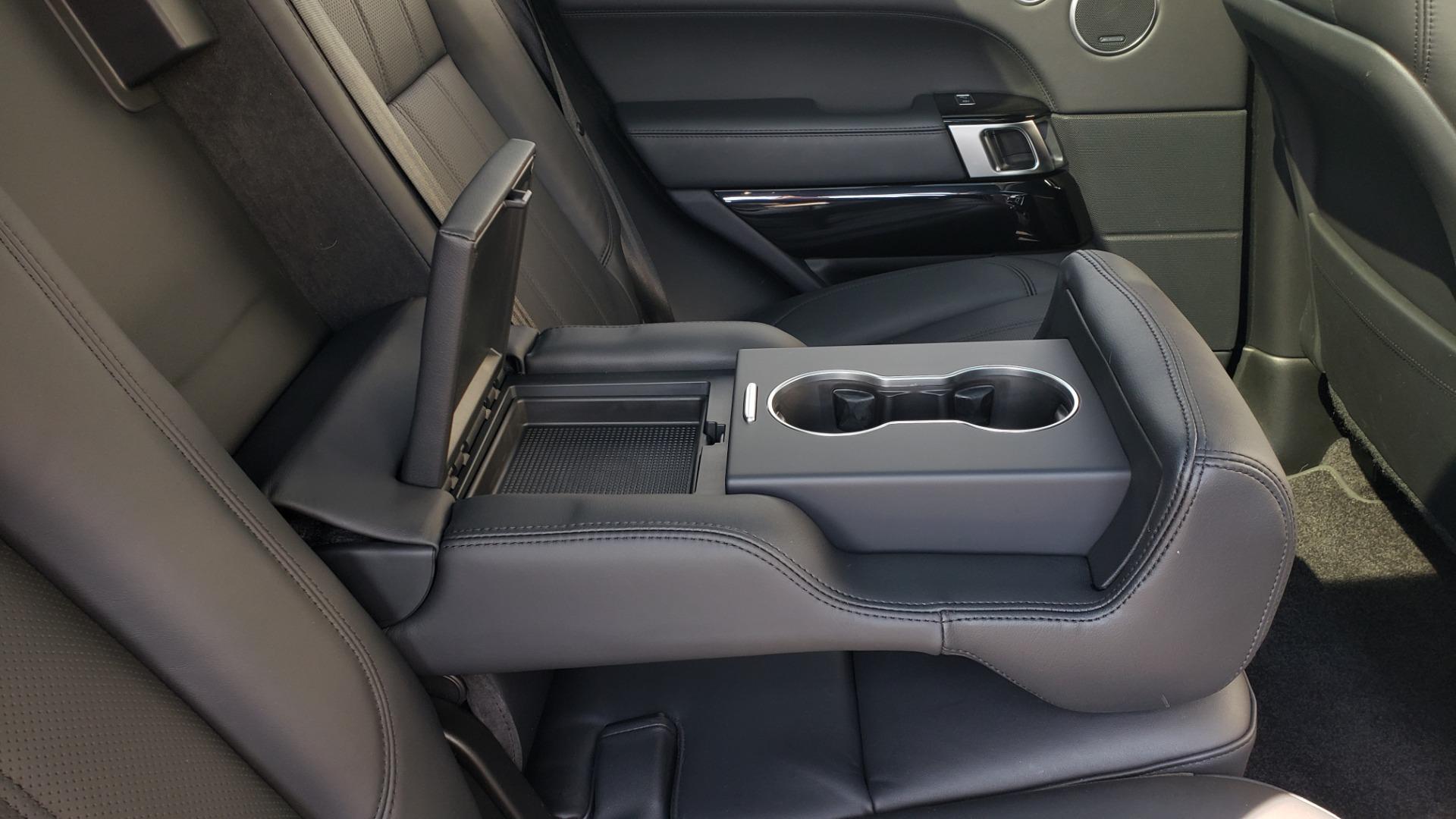 Used 2017 Land Rover RANGE ROVER SC V8 / VISION ASST / DRIVE PKG / MERIDIAN SOUND / PANO-ROOF / NAV / BSM for sale $75,995 at Formula Imports in Charlotte NC 28227 80