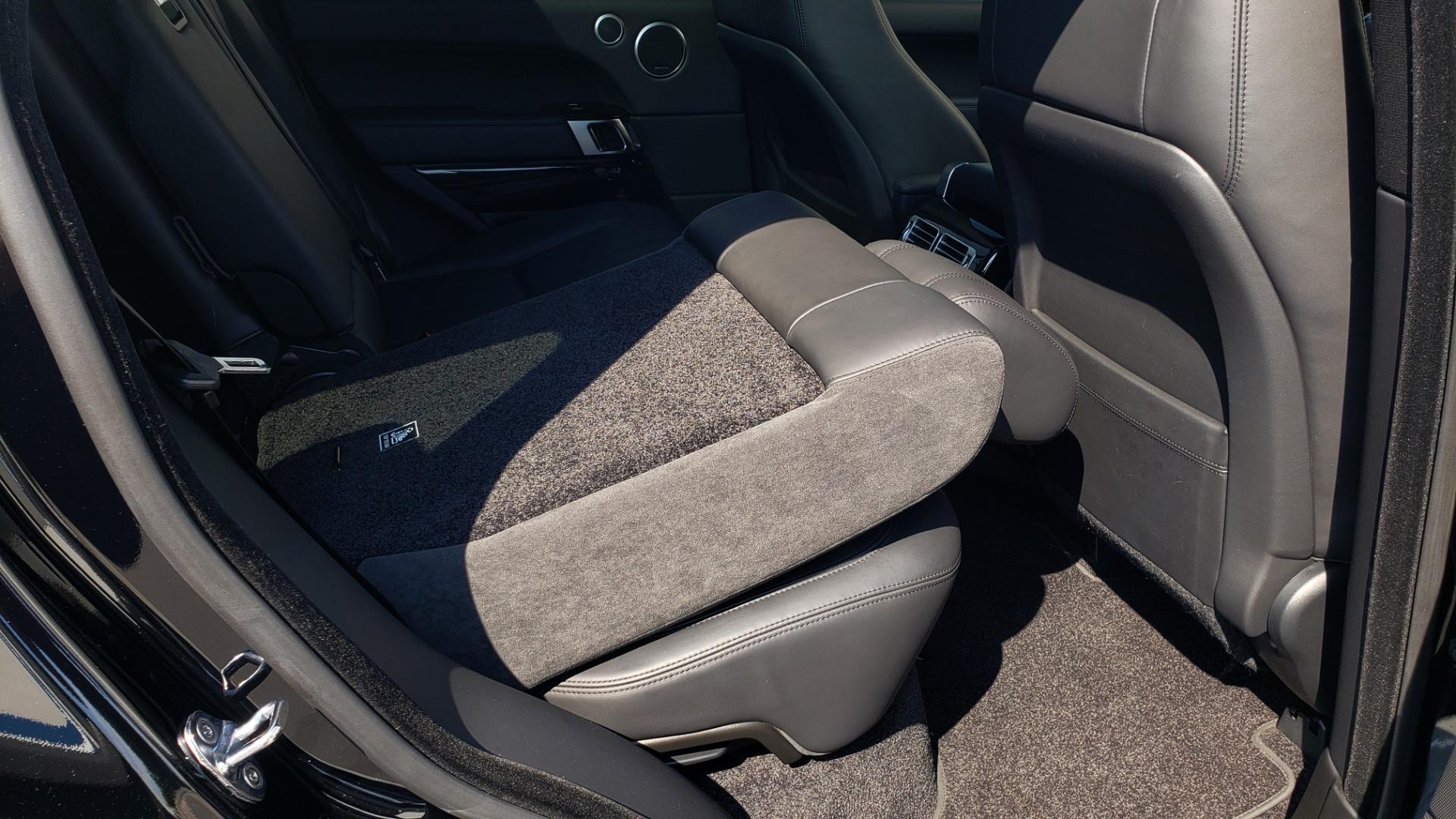 Used 2017 Land Rover RANGE ROVER SC V8 / VISION ASST / DRIVE PKG / MERIDIAN SOUND / PANO-ROOF / NAV / BSM for sale $75,995 at Formula Imports in Charlotte NC 28227 81