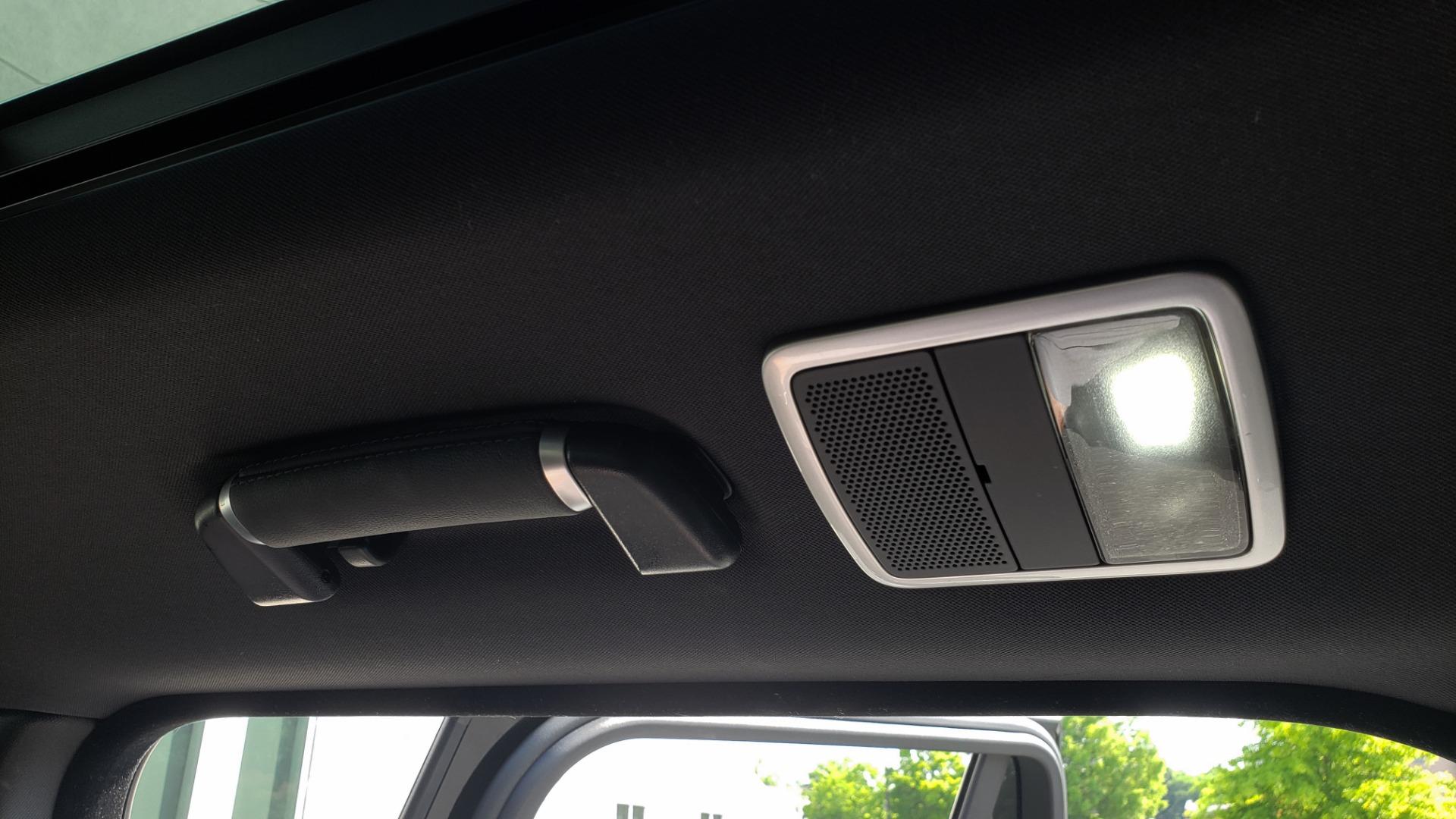 Used 2017 Land Rover RANGE ROVER SC V8 / VISION ASST / DRIVE PKG / MERIDIAN SOUND / PANO-ROOF / NAV / BSM for sale $75,995 at Formula Imports in Charlotte NC 28227 85