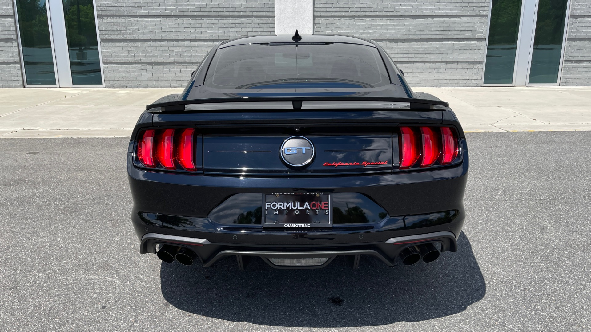 Used 2020 Ford MUSTANG GT PREMIUM / CALIFORNIA SPECIAL / 5.0L V8 / 6-SPD MAN for sale Sold at Formula Imports in Charlotte NC 28227 27