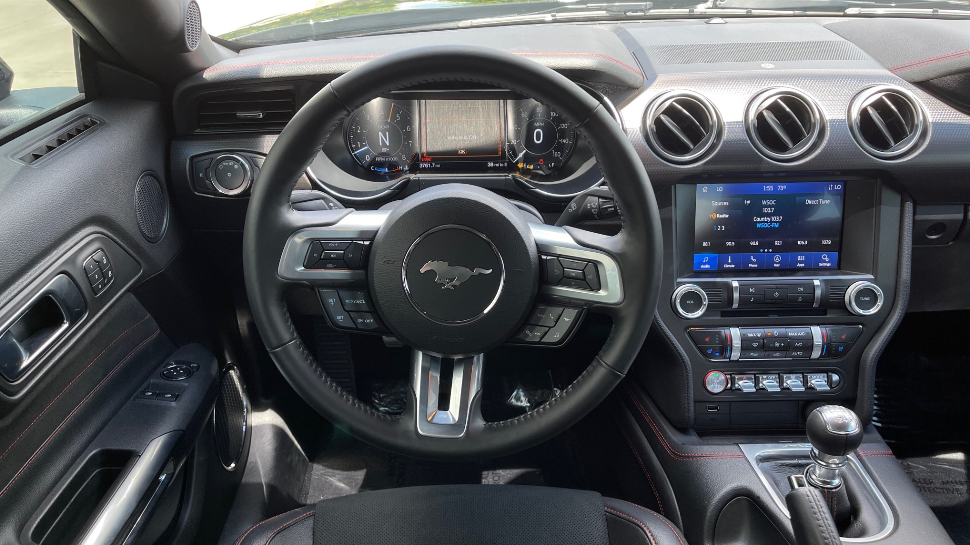 Used 2020 Ford MUSTANG GT PREMIUM / CALIFORNIA SPECIAL / 5.0L V8 / 6-SPD MAN for sale Sold at Formula Imports in Charlotte NC 28227 66