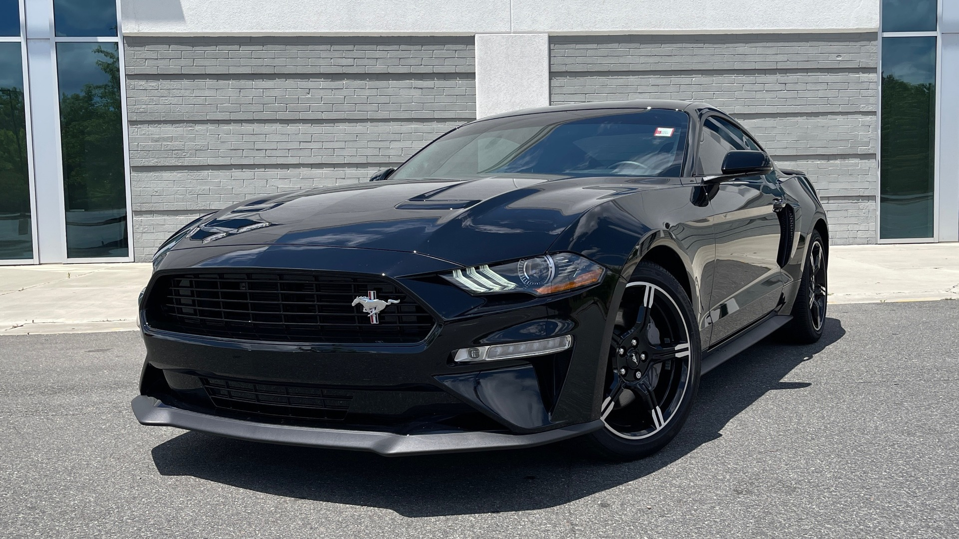 Used 2020 Ford MUSTANG GT PREMIUM / CALIFORNIA SPECIAL / 5.0L V8 / 6-SPD MAN for sale Sold at Formula Imports in Charlotte NC 28227 1