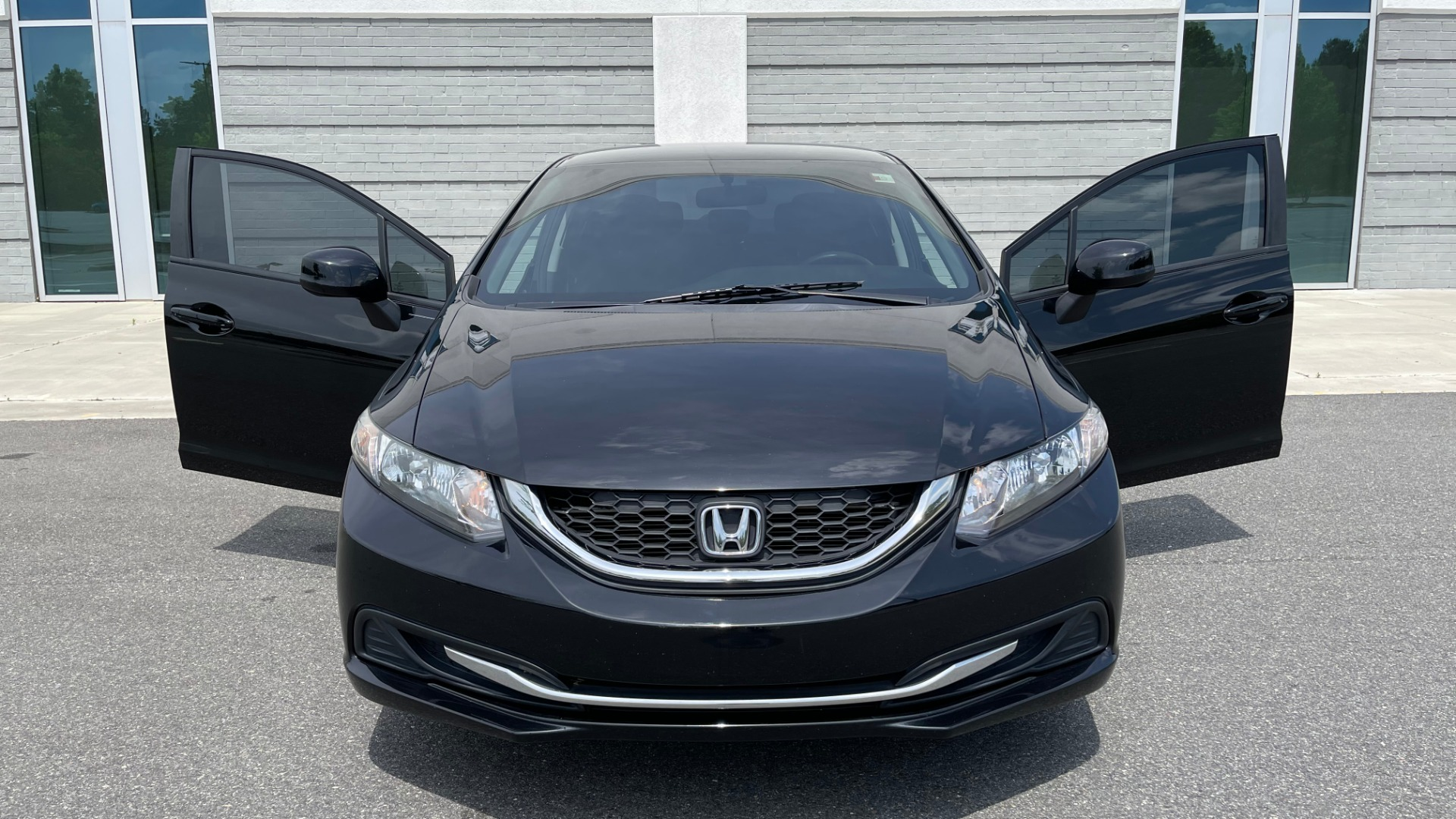Used 2013 Honda CIVIC SEDAN LX / 5-SPD AUTO / 1.8L 4-CYL / BLUETOOTH / AIR CONDITIONING for sale Call for price at Formula Imports in Charlotte NC 28227 14