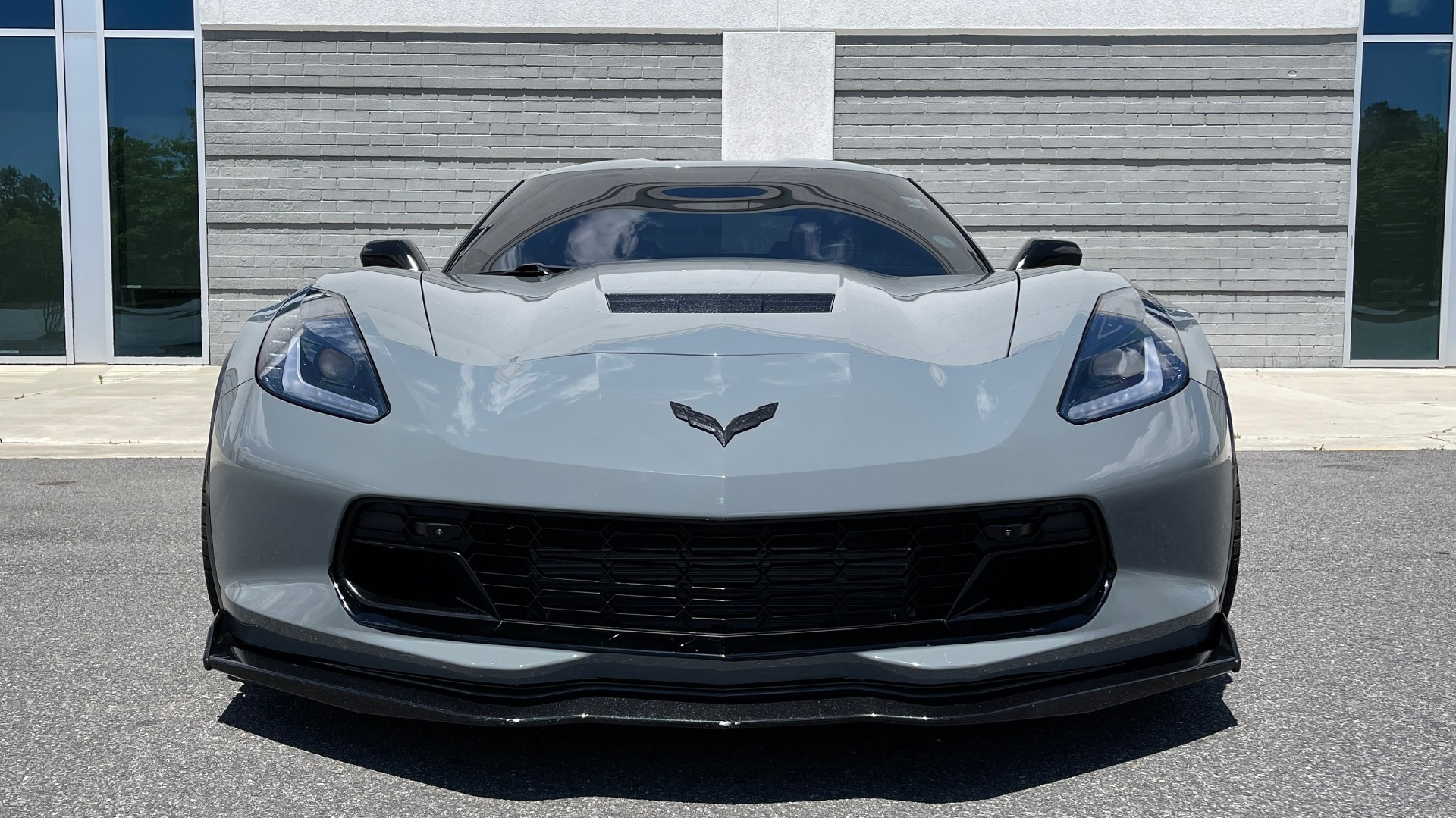 Used 2019 Chevrolet CORVETTE GRAND SPORT 3LT / SUPERCHARGED 6.2L V8 / NAV / REARVIEW for sale Sold at Formula Imports in Charlotte NC 28227 16