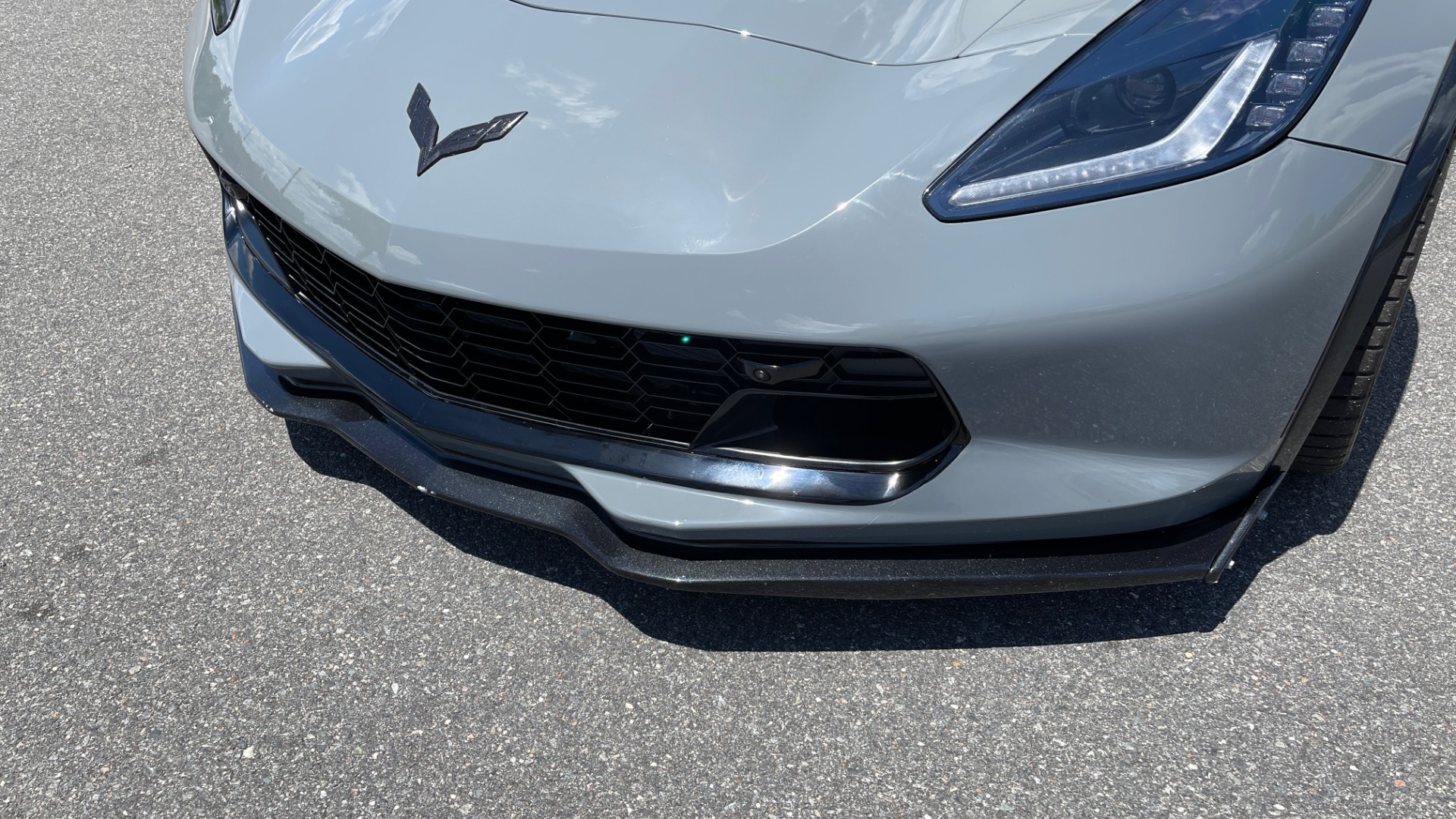 Used 2019 Chevrolet CORVETTE GRAND SPORT 3LT / SUPERCHARGED 6.2L V8 / NAV / REARVIEW for sale Sold at Formula Imports in Charlotte NC 28227 20