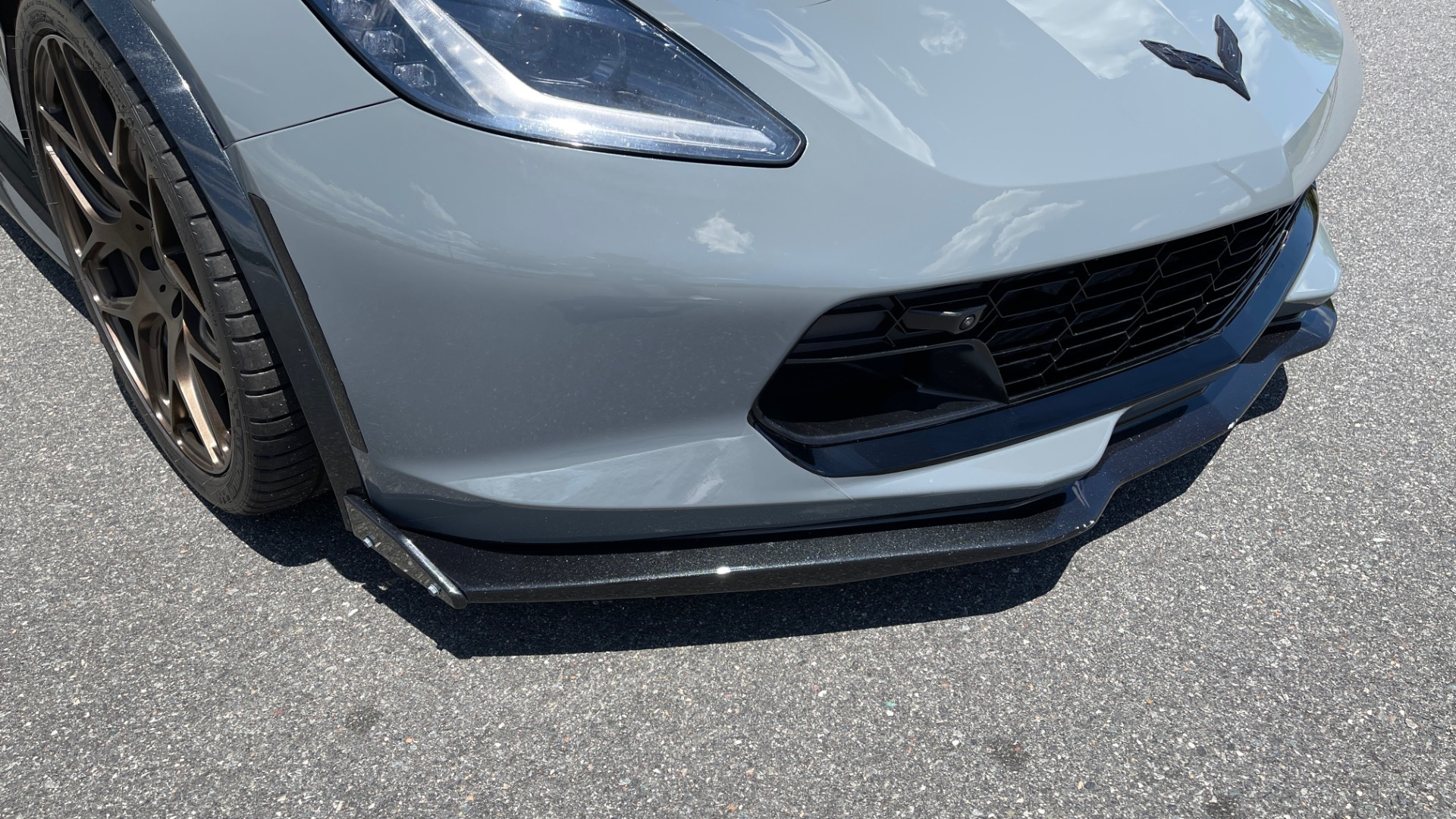Used 2019 Chevrolet CORVETTE GRAND SPORT 3LT / SUPERCHARGED 6.2L V8 / NAV / REARVIEW for sale Sold at Formula Imports in Charlotte NC 28227 21