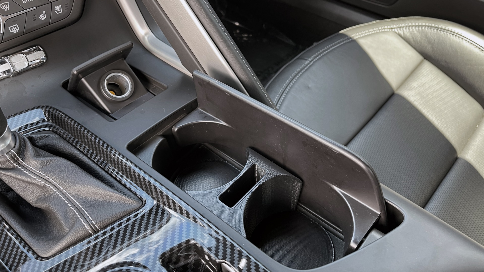Used 2019 Chevrolet CORVETTE GRAND SPORT 3LT / SUPERCHARGED 6.2L V8 / NAV / REARVIEW for sale Sold at Formula Imports in Charlotte NC 28227 57