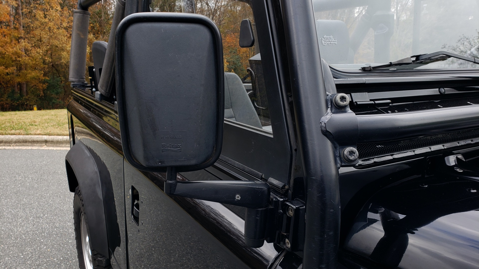 Used 1997 Land Rover DEFENDER 90 NAS SOFT-TOP 4x4 / LOW MILES / SUPER CLEAN for sale Sold at Formula Imports in Charlotte NC 28227 14