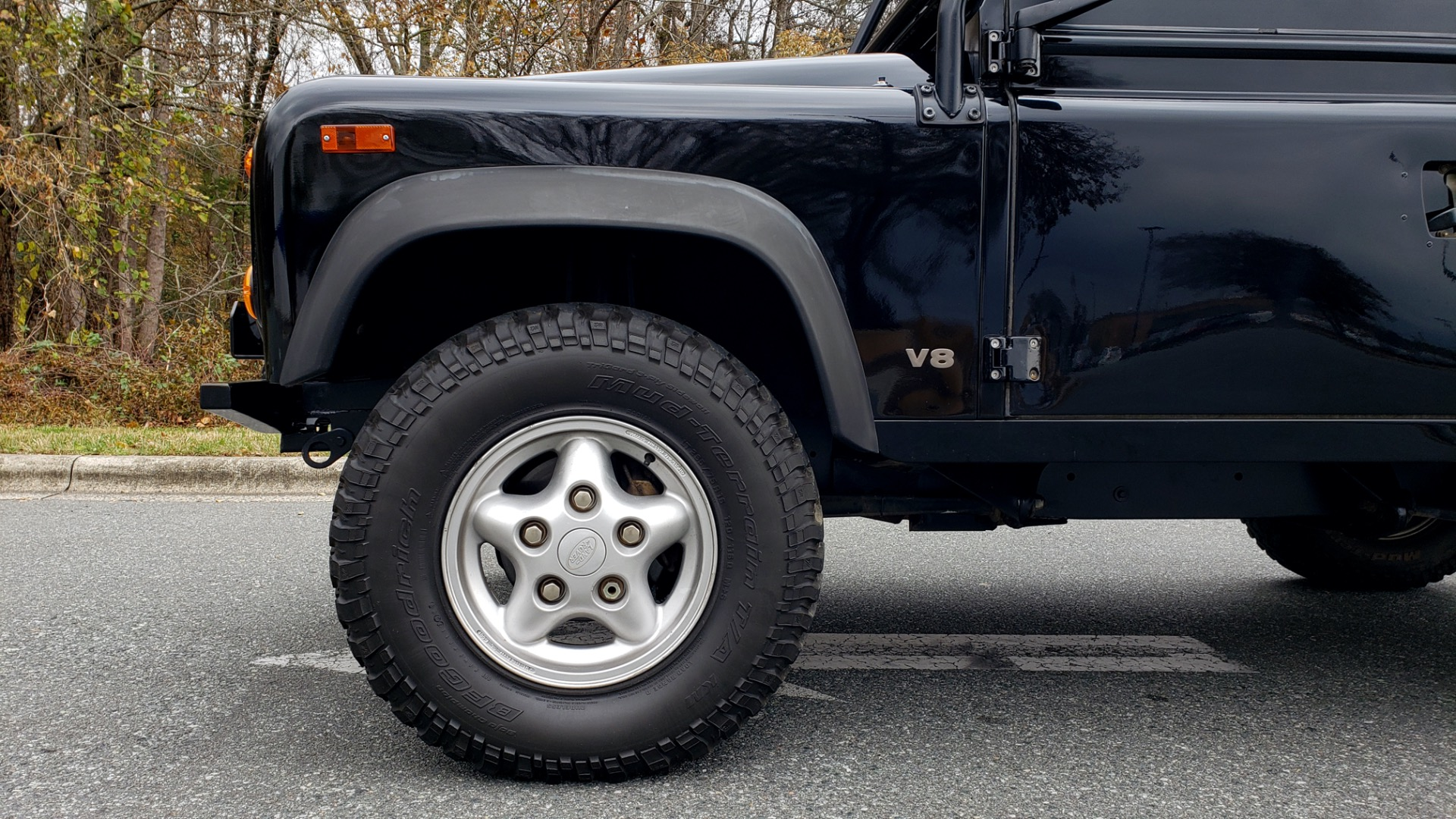 Used 1997 Land Rover DEFENDER 90 NAS SOFT-TOP 4x4 / LOW MILES / SUPER CLEAN for sale Sold at Formula Imports in Charlotte NC 28227 71