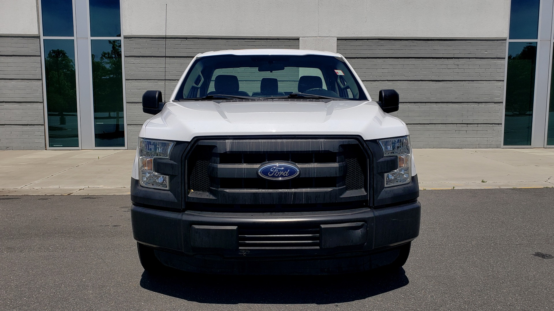 Used 2016 Ford F-150 XL 4X2 REGULAR CAB / 3.5L V6 / 6-SPD AUTO / CRUISE CONTROL for sale $12,995 at Formula Imports in Charlotte NC 28227 15