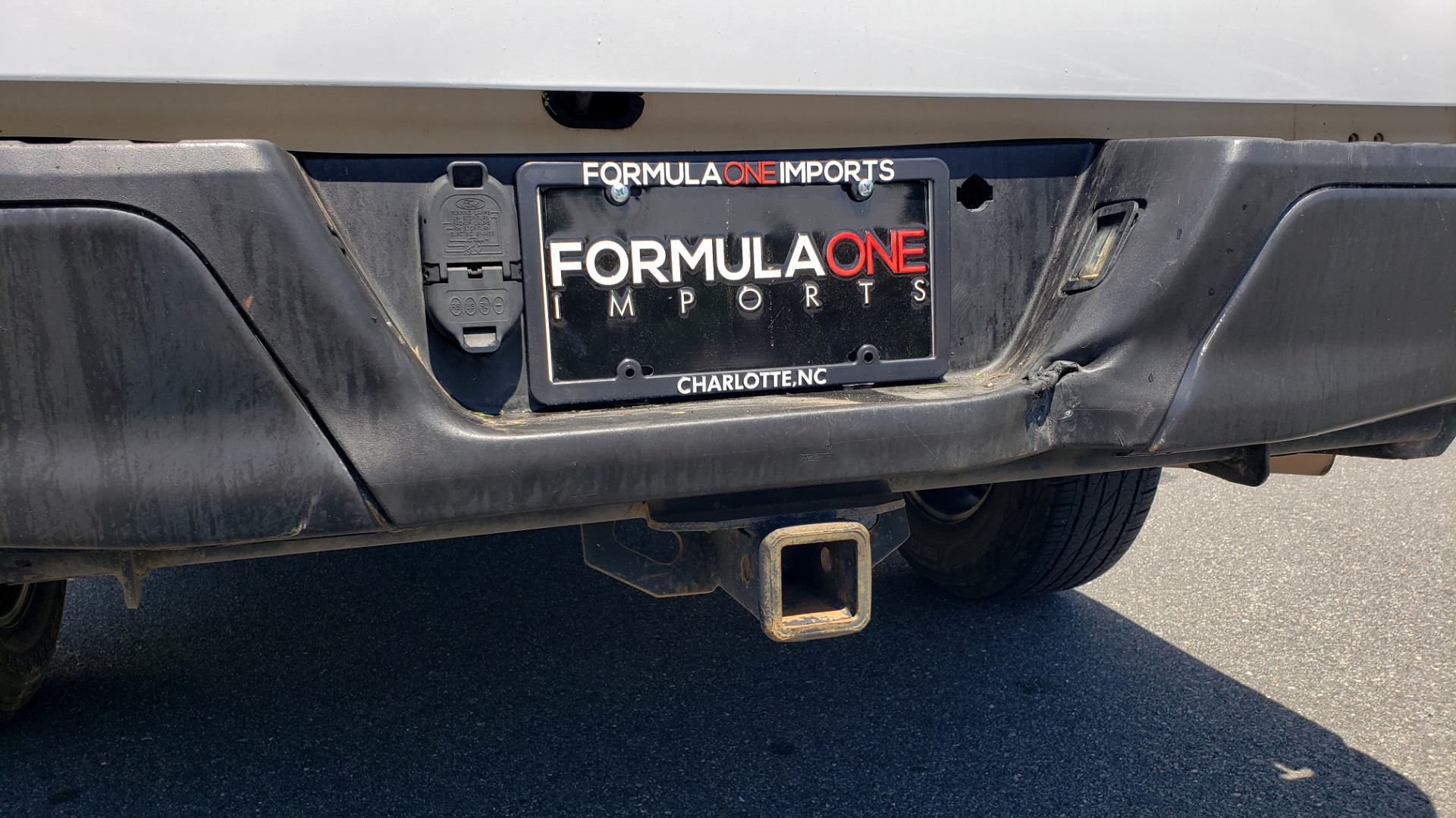 Used 2016 Ford F-150 XL 4X2 REGULAR CAB / 3.5L V6 / 6-SPD AUTO / CRUISE CONTROL for sale $12,995 at Formula Imports in Charlotte NC 28227 22