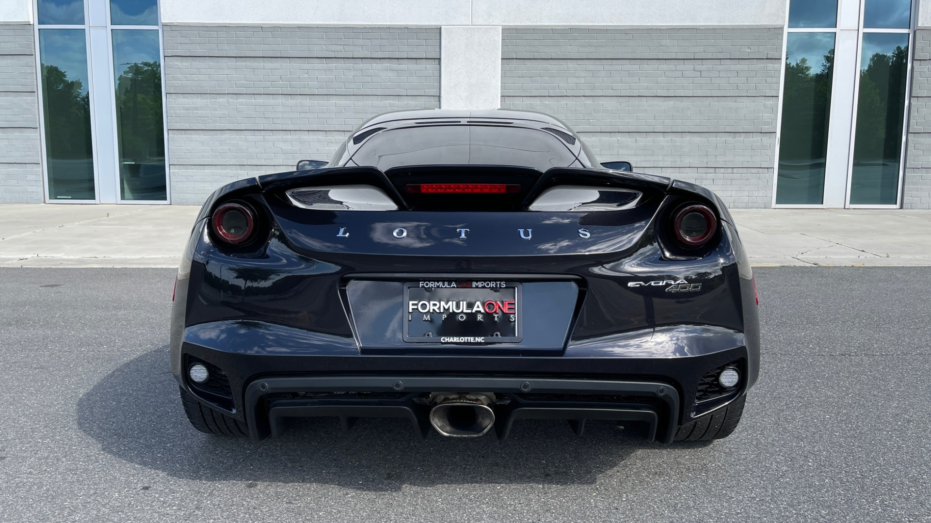 Used 2017 Lotus EVORA 400 COUPE / 3.5L SUPERCHARGED V6 / PDL SHIFT AUTO / NAV / REARVIEW for sale Sold at Formula Imports in Charlotte NC 28227 23