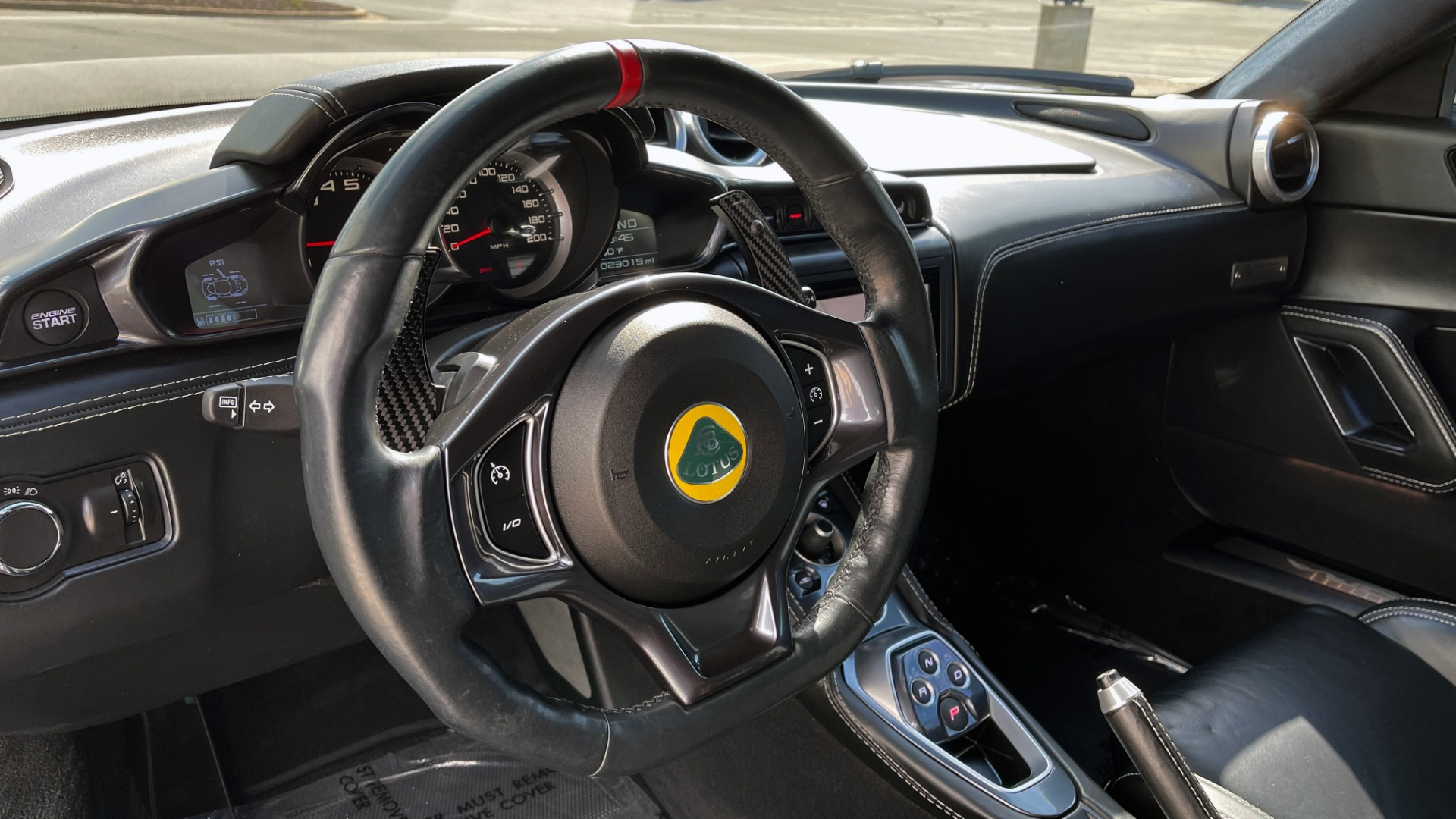 Used 2017 Lotus EVORA 400 COUPE / 3.5L SUPERCHARGED V6 / PDL SHIFT AUTO / NAV / REARVIEW for sale Sold at Formula Imports in Charlotte NC 28227 62