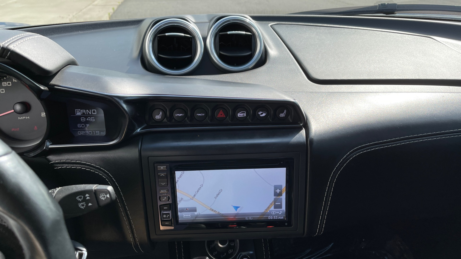 Used 2017 Lotus EVORA 400 COUPE / 3.5L SUPERCHARGED V6 / PDL SHIFT AUTO / NAV / REARVIEW for sale Sold at Formula Imports in Charlotte NC 28227 68