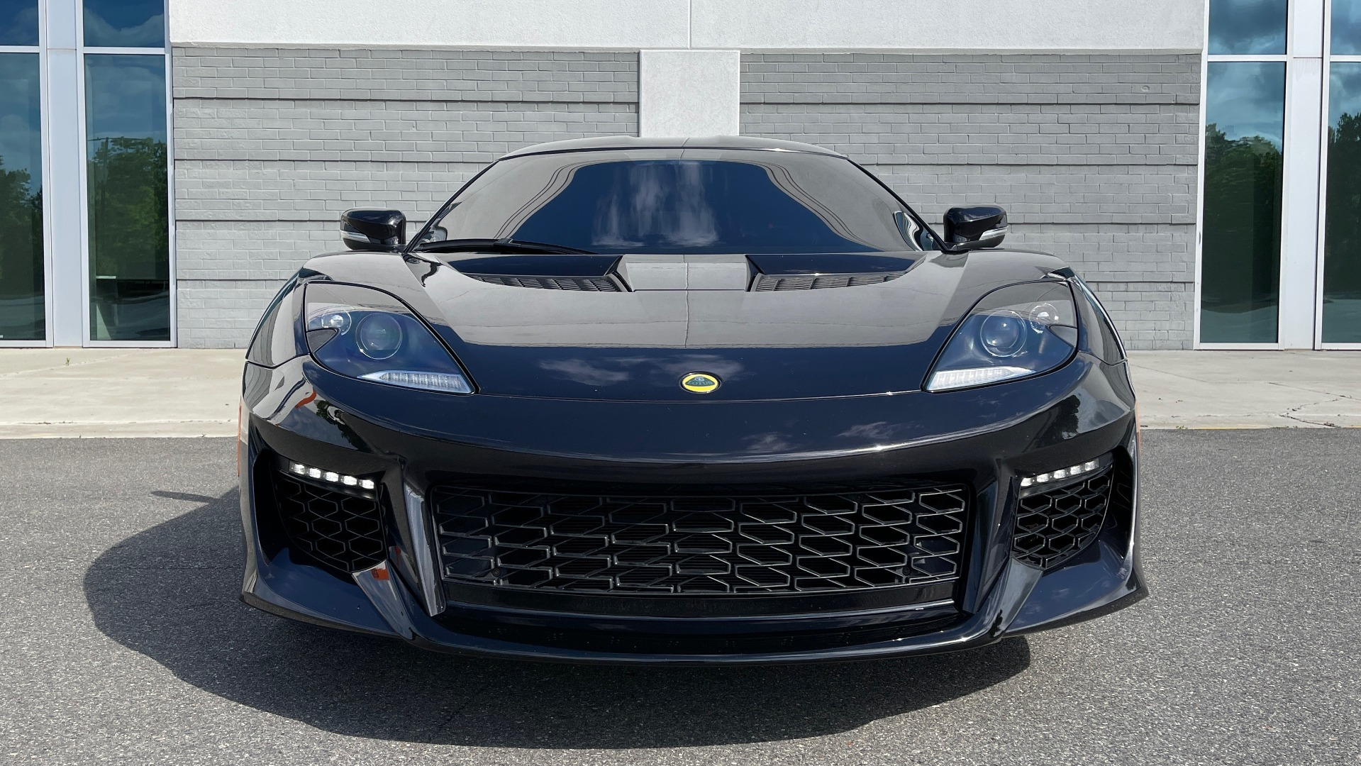 Used 2017 Lotus EVORA 400 COUPE / 3.5L SUPERCHARGED V6 / PDL SHIFT AUTO / NAV / REARVIEW for sale Sold at Formula Imports in Charlotte NC 28227 8