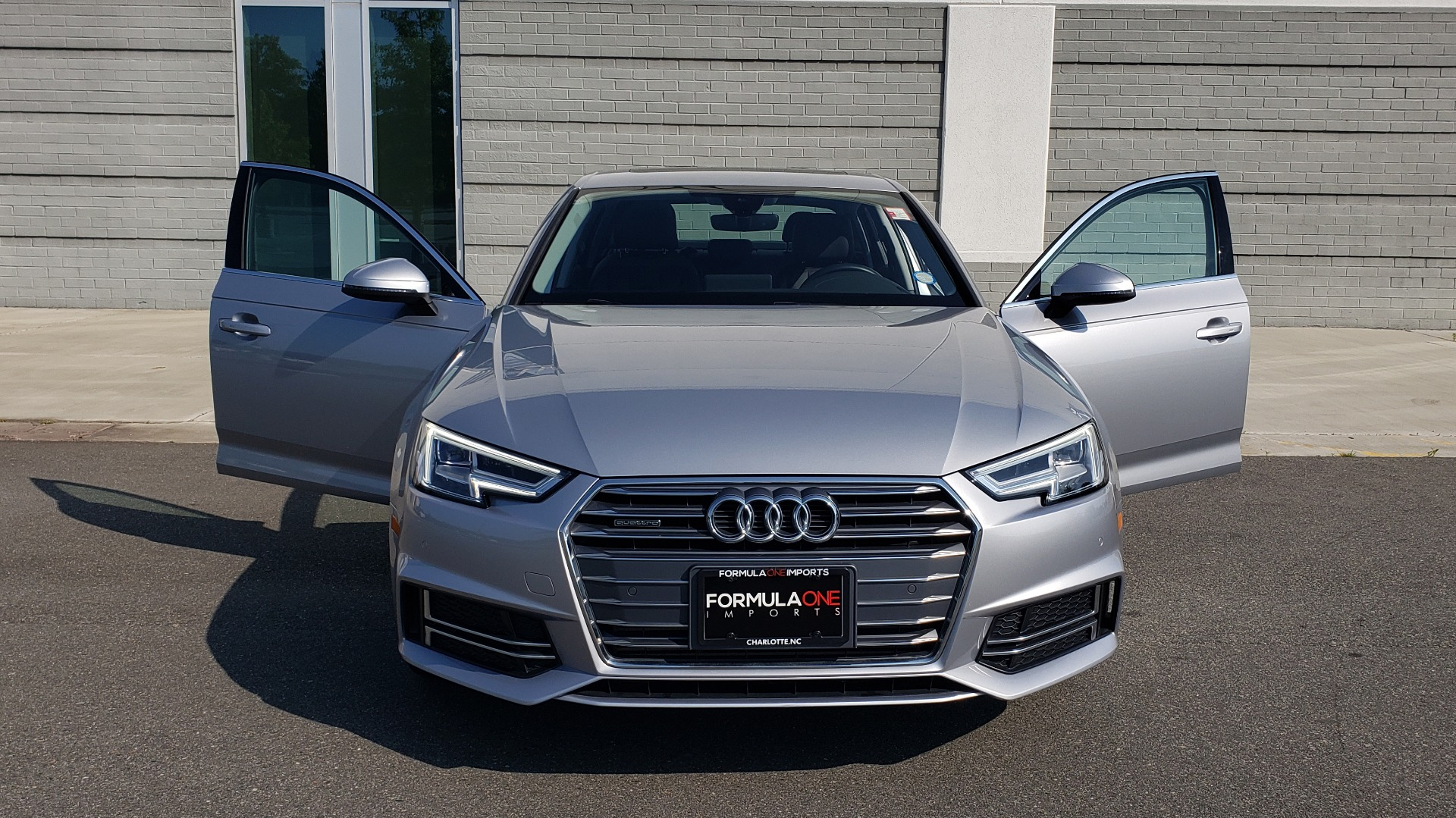 Used 2018 Audi A4 PREMIUM PLUS 2.0T / NAV / SUNROOF / B&O SND / CLD WTHR / REARVIEW for sale $29,395 at Formula Imports in Charlotte NC 28227 22